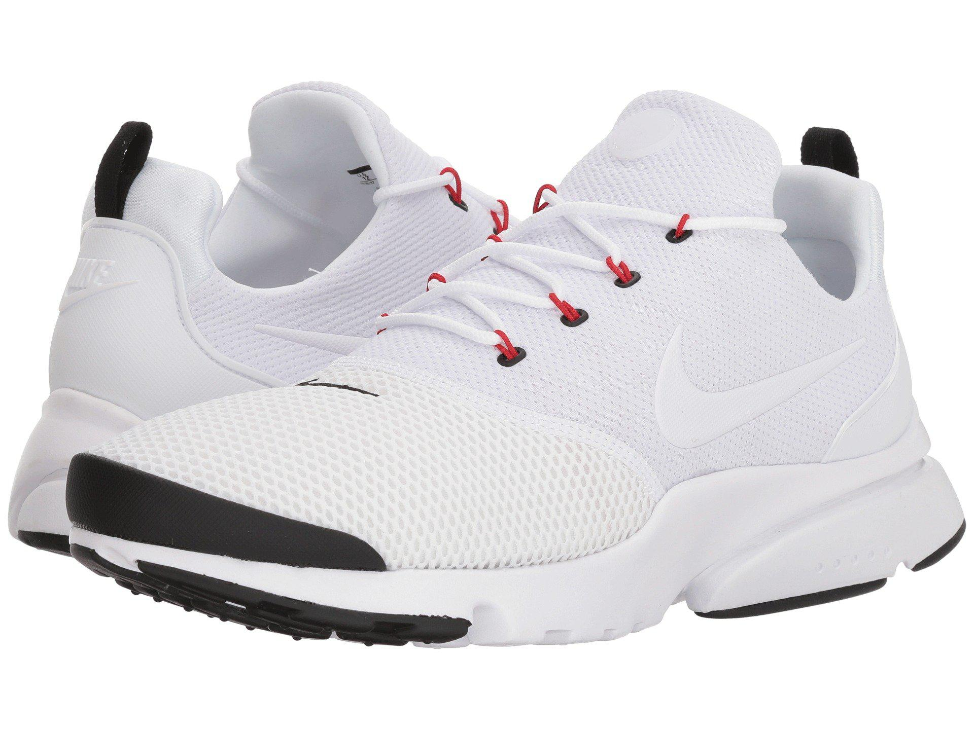 fd606e9b3c44 Lyst - Nike Presto Fly in White for Men - Save 13%