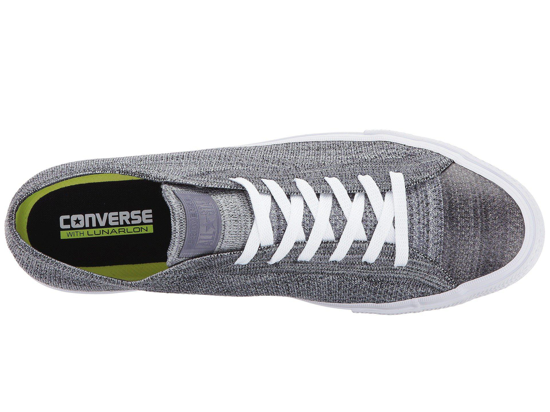 f8b645aa6e7c Lyst - Converse Chuck Taylor® All Star® X Nike Flyknit Ox for Men