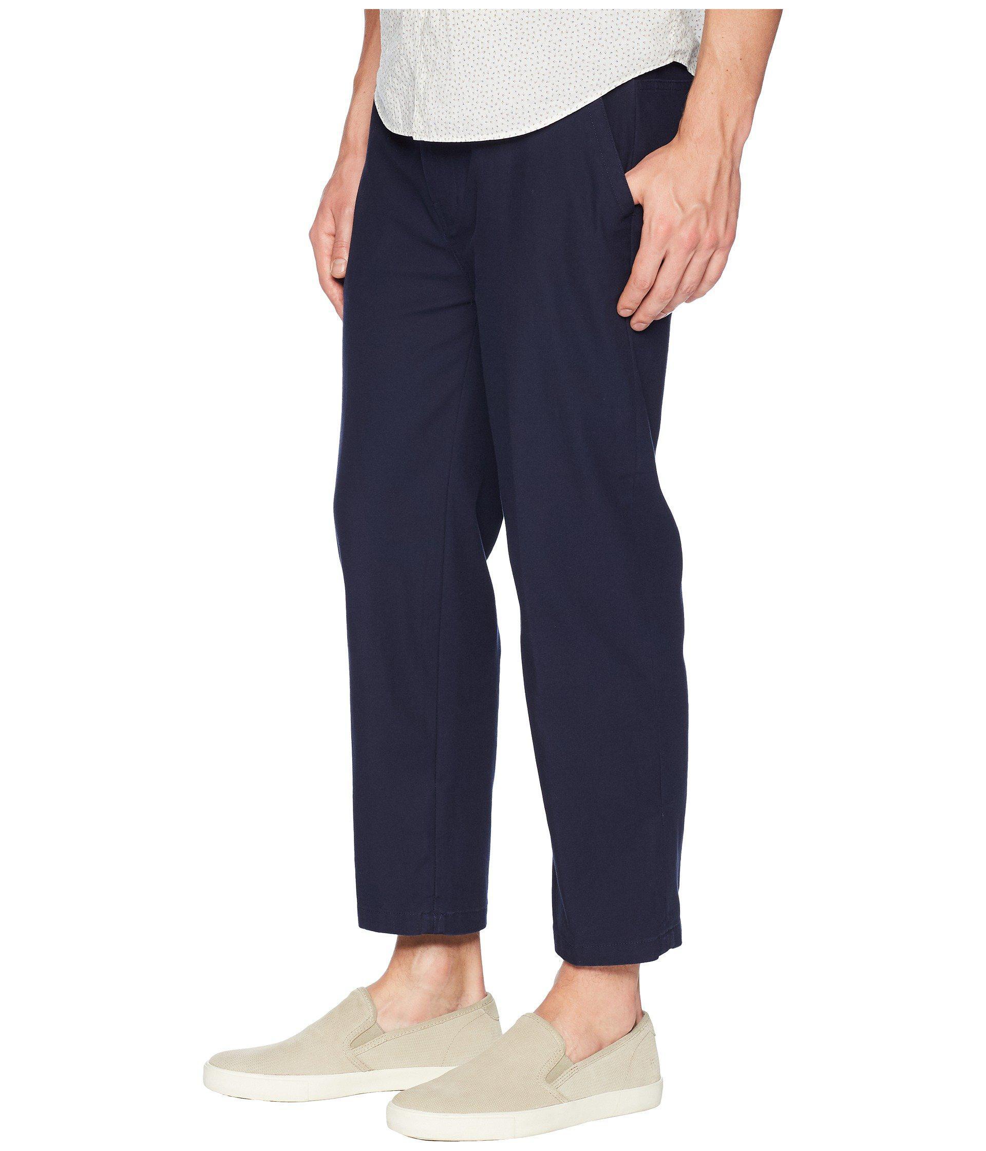854175b09a Lyst - Globe Dion Slider Pants in Blue for Men - Save 22%