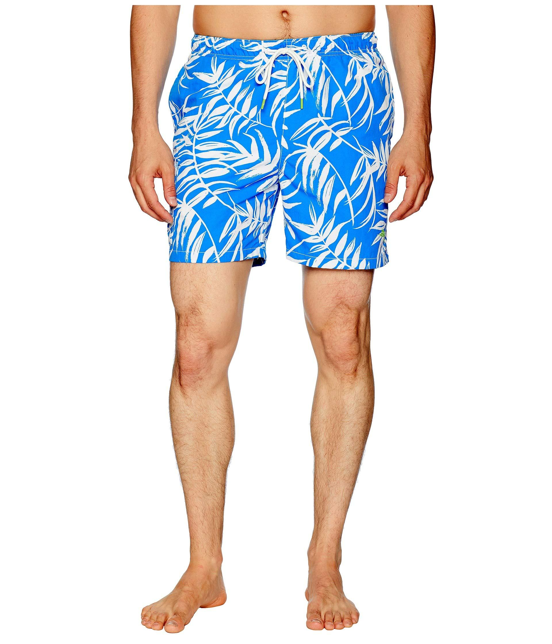 353308d19d Lyst - Tommy Bahama Naples Muy Caliente Swim Trunk in Blue for Men ...