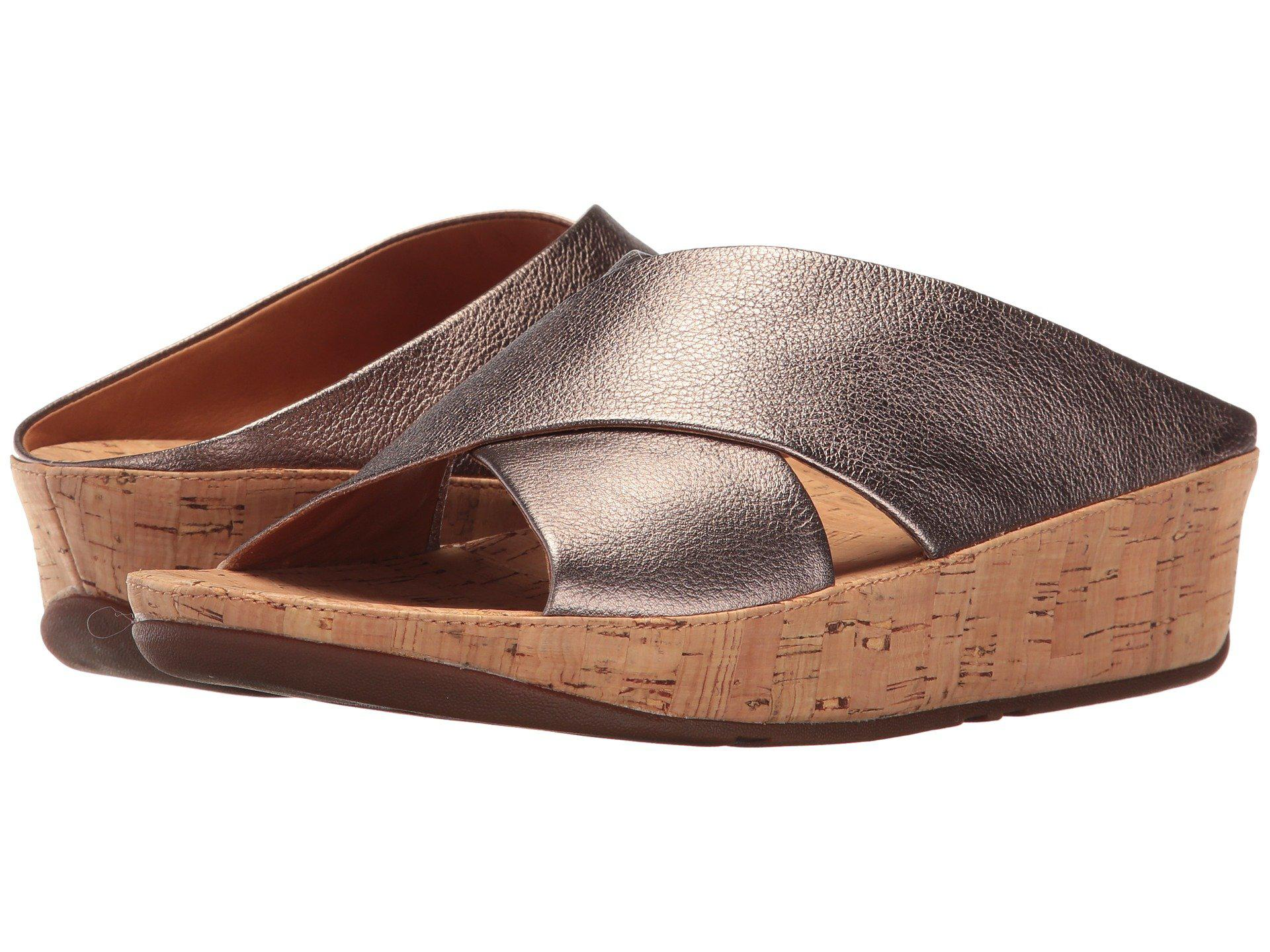 2a9391bcc Lyst - Fitflop Kys Slide