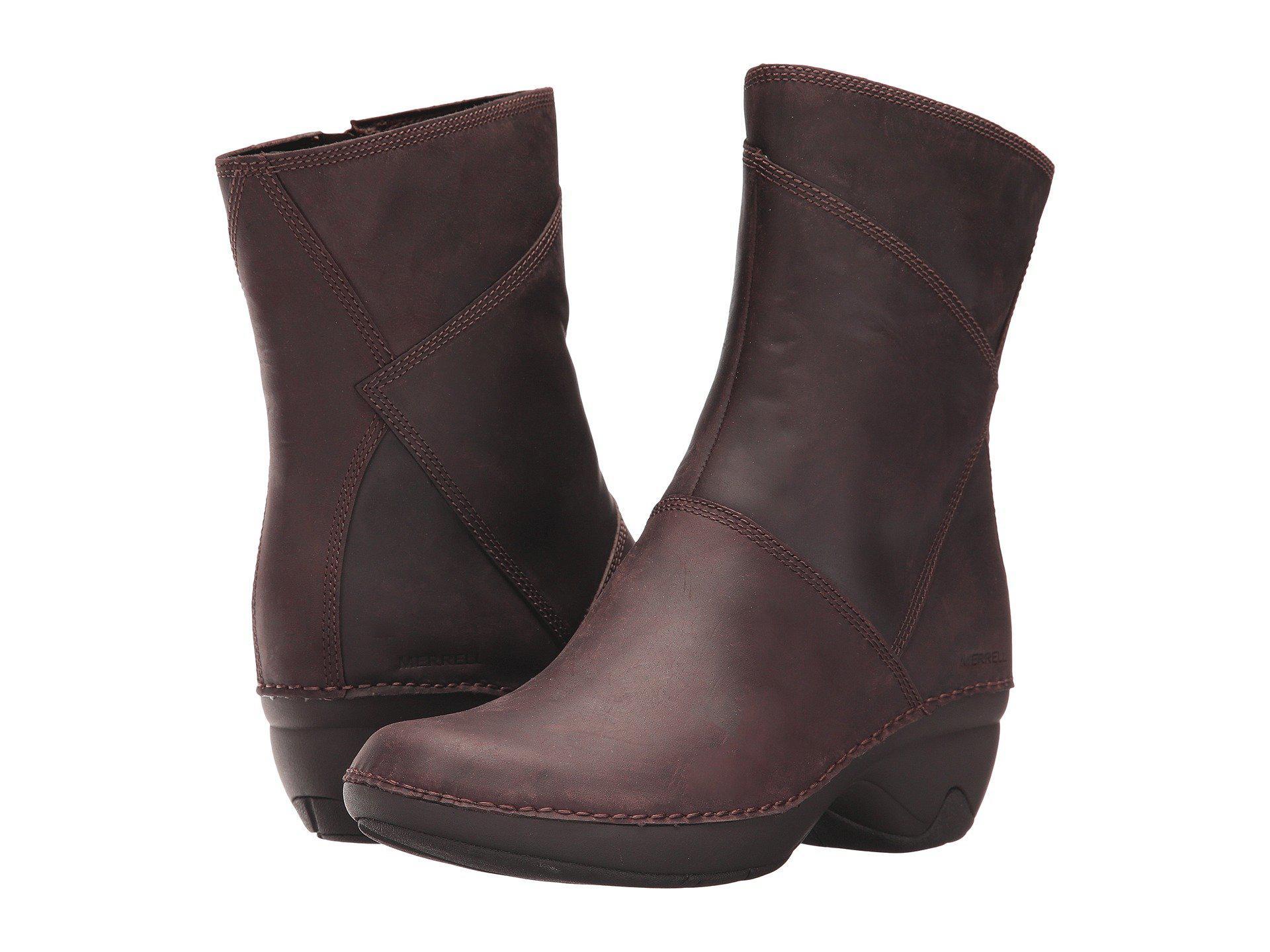 Merrell Emma Mid Leather C91YI1