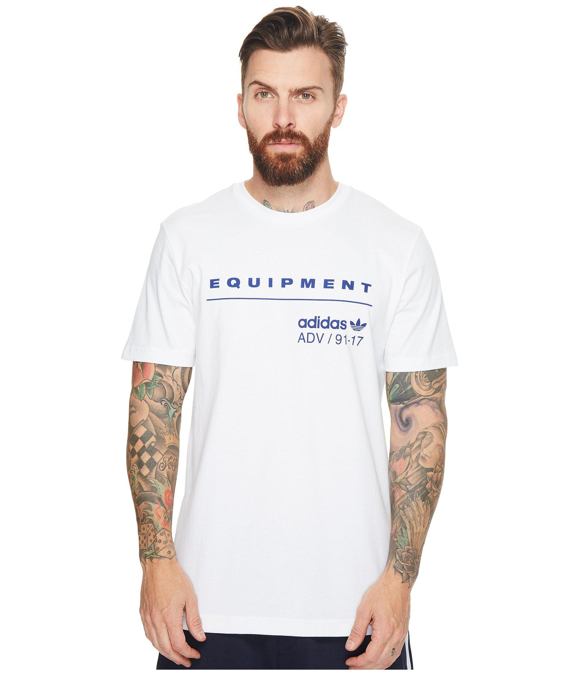 9a550fdd Lyst - adidas Originals Pdx Classic Tee in White for Men