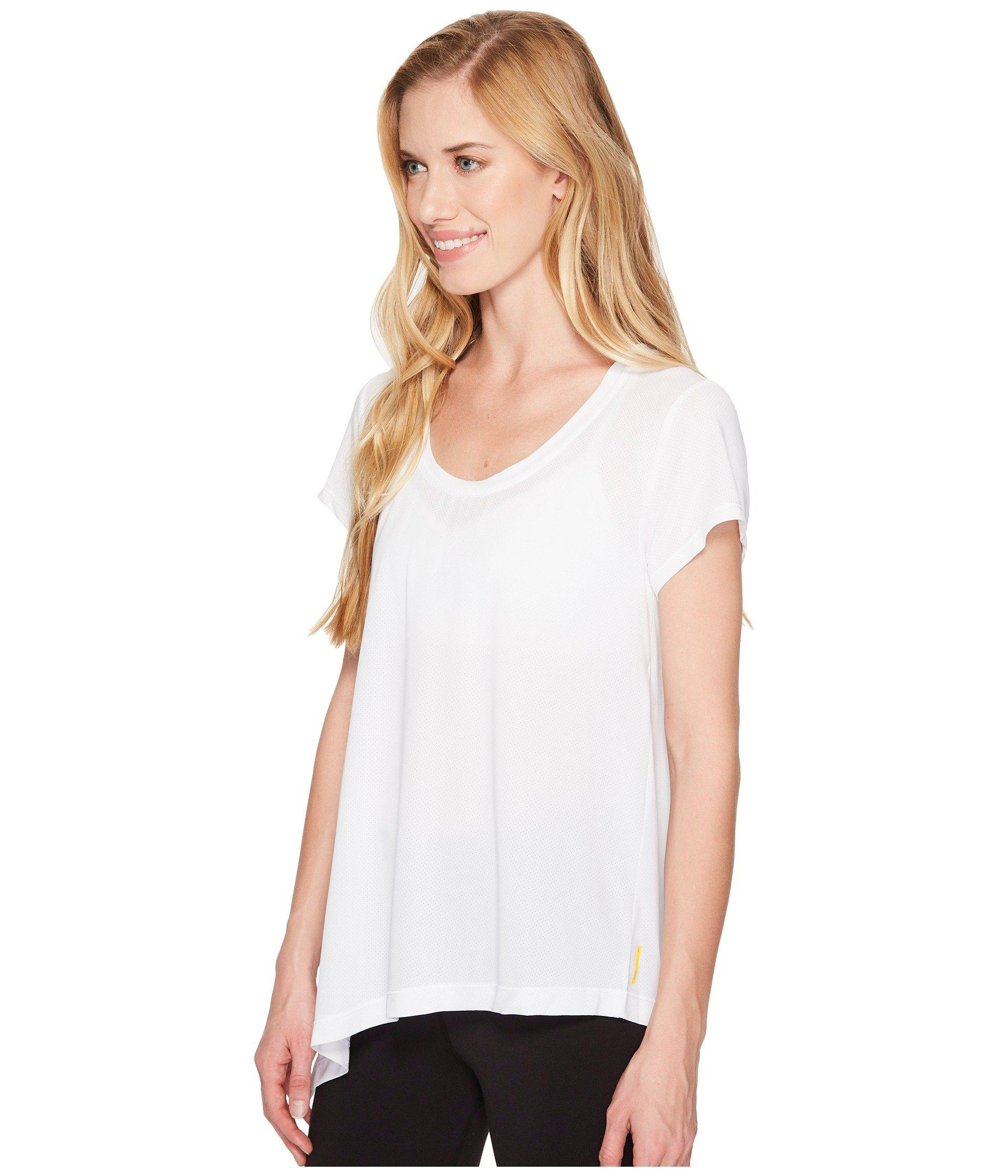 30670c4fa9f Lyst - Lolë Jovi Top in White - Save 43%