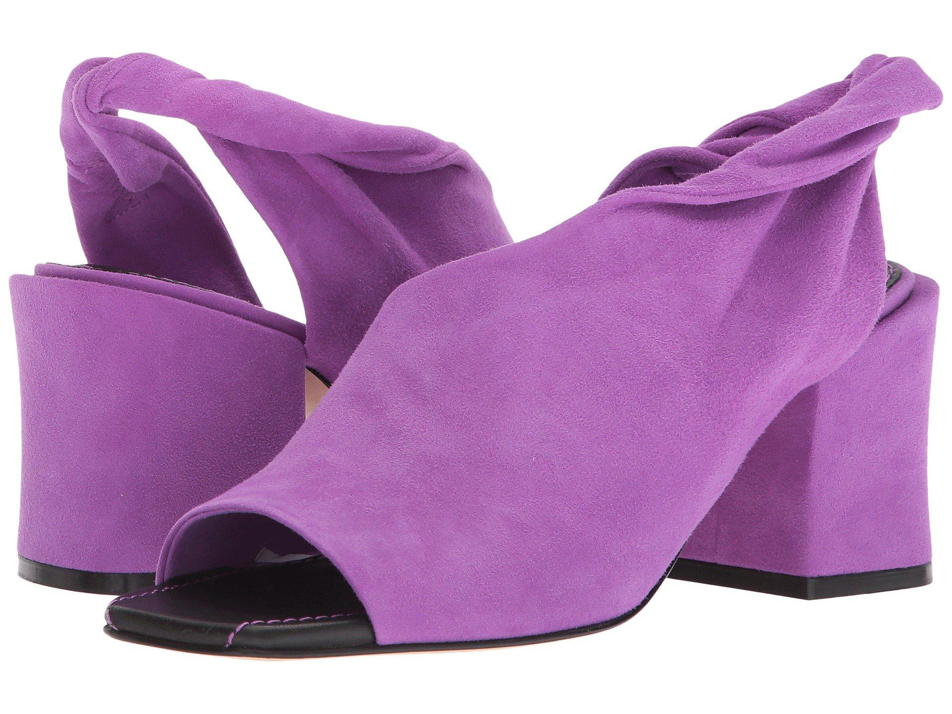 edc2ab0336d9 Lyst - Sigerson Morrison Lenny in Purple - Save 70%