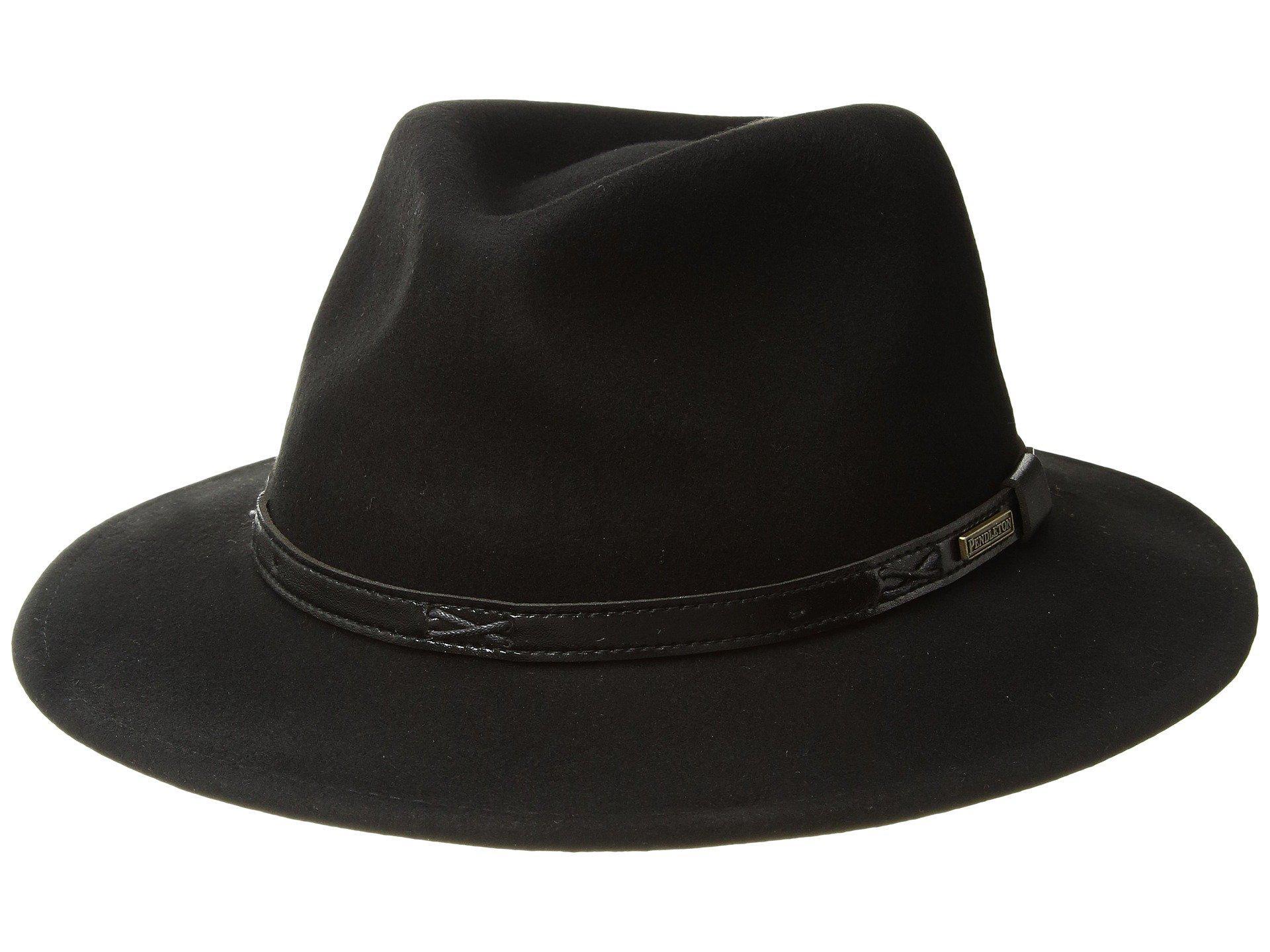 2419fe5a4e4 Lyst - Pendleton Indiana Hat in Black for Men