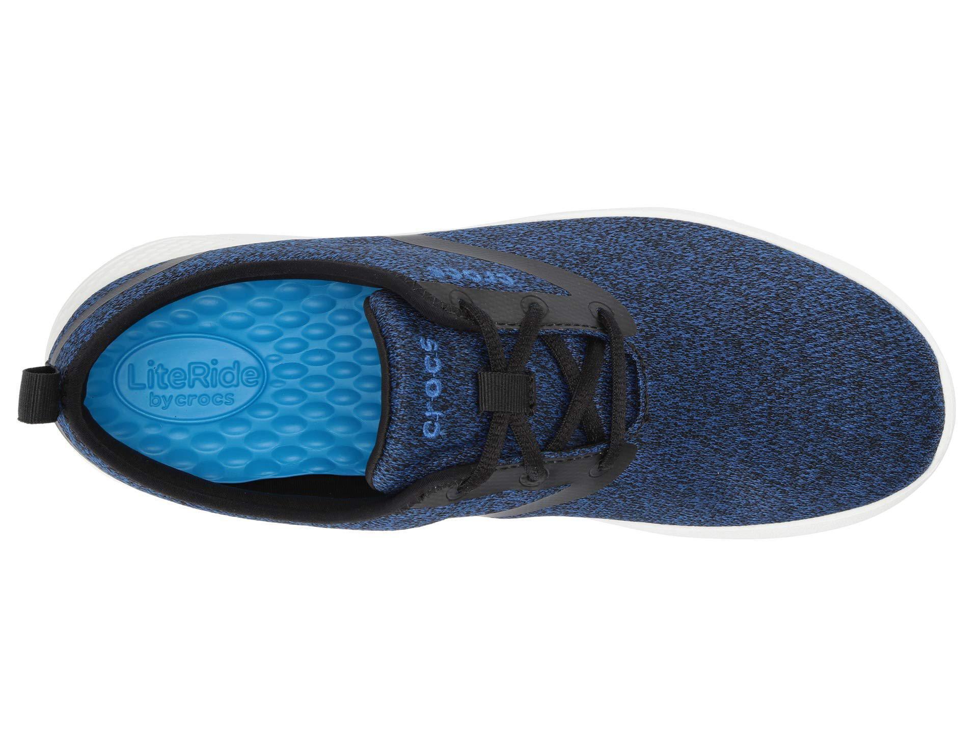 0eaa170d7e Crocs™ - Blue Literide Lace for Men - Lyst. View fullscreen