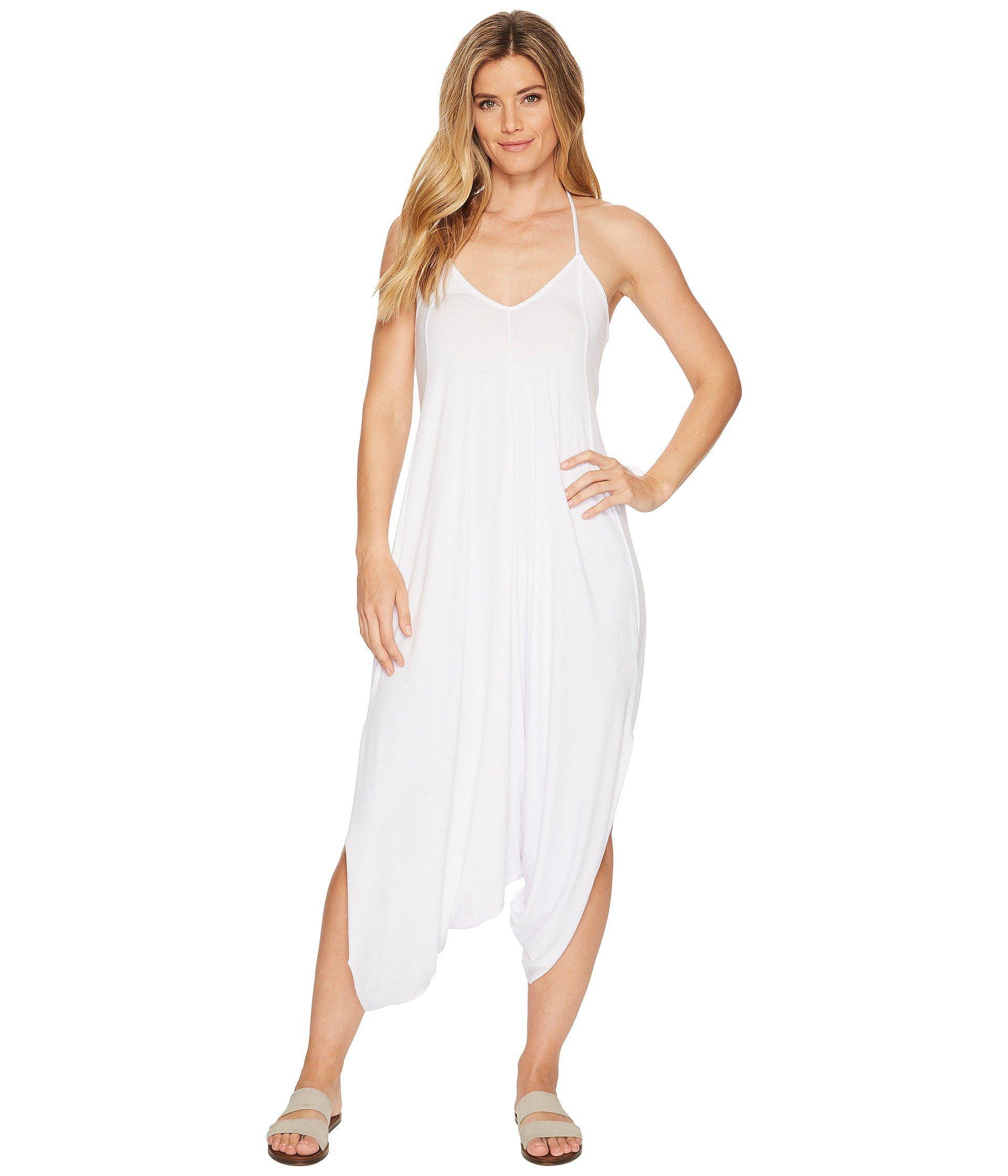 186bbe325d7 Lyst - Onzie Bridal Tica Romper in White - Save 45%