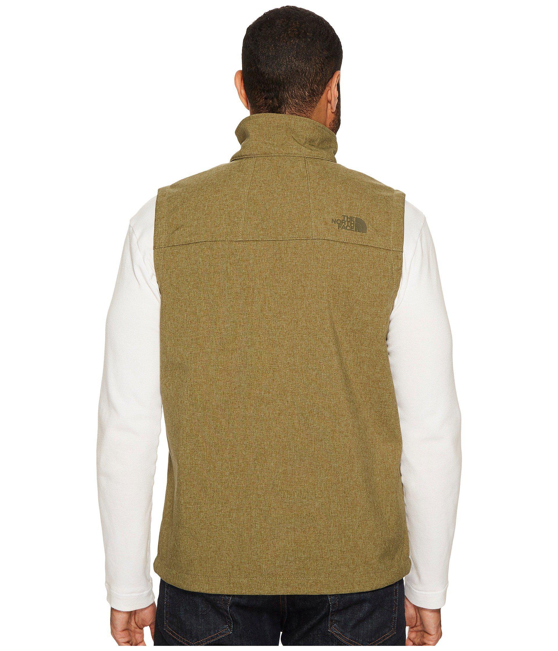 635c6d483ff783 The North Face - Green Apex Bionic 2 Vest for Men - Lyst. View fullscreen