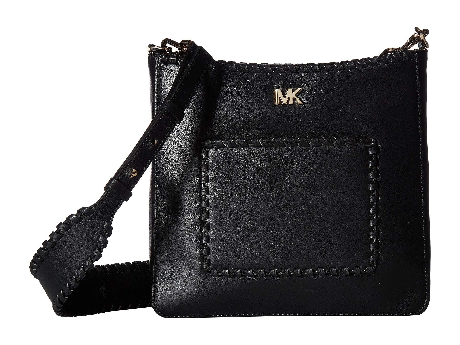 c498808dbe Lyst - MICHAEL Michael Kors Gloria Pocket Swing Pack in Black - Save 22%