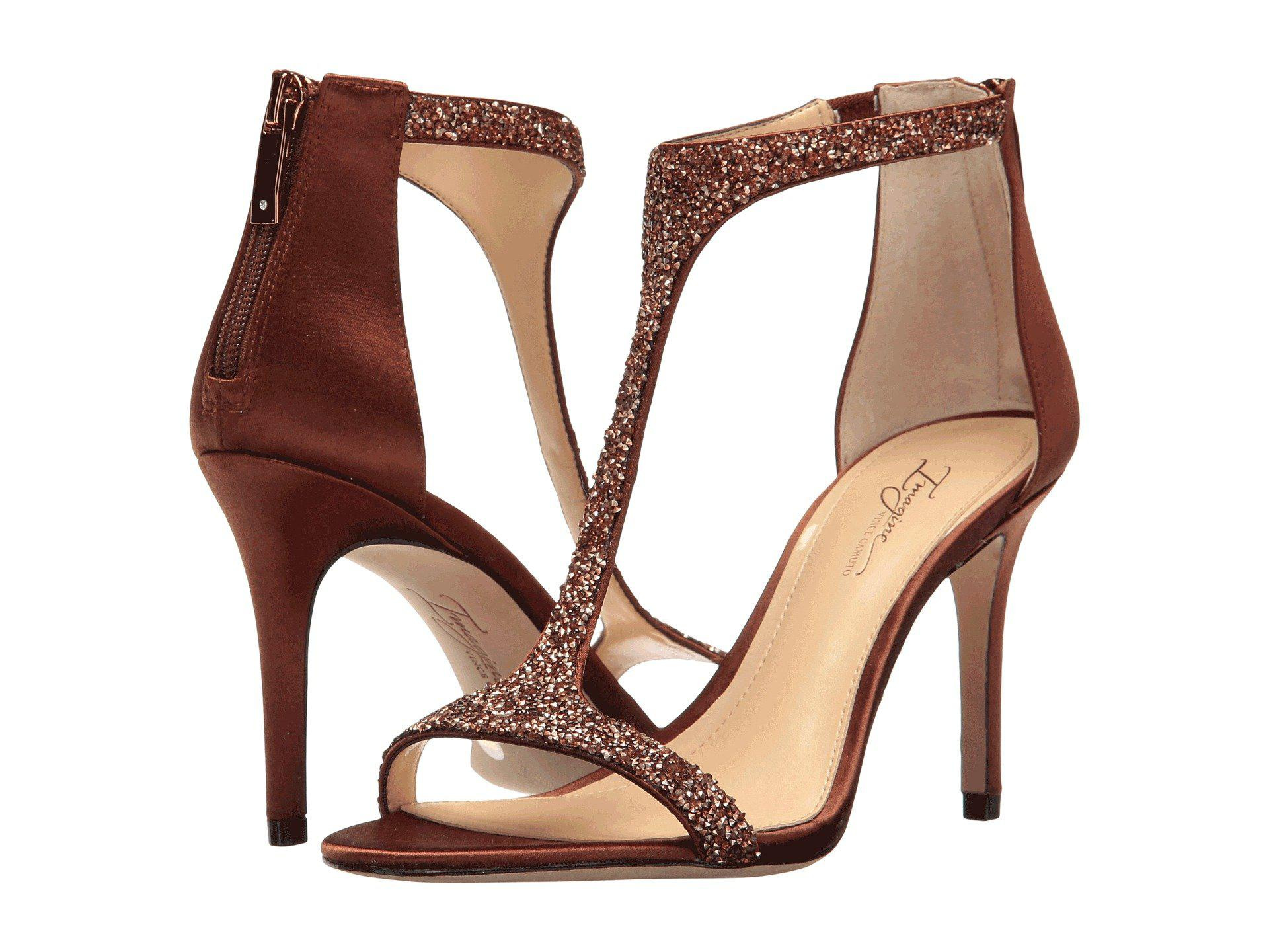 e9b56b3a5cf8 Lyst - Imagine Vince Camuto Phoebe in Brown - Save 54%