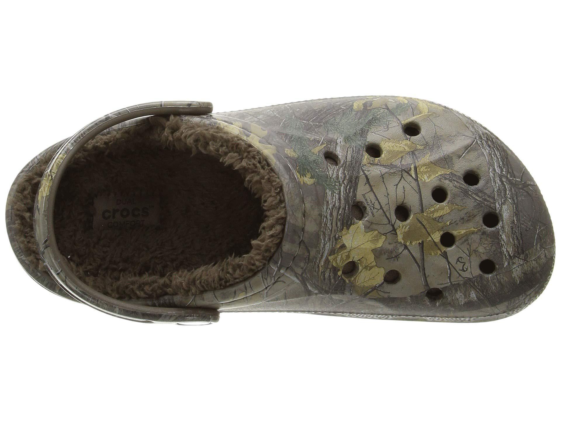 80115cc37efb Lyst - Crocs™ Winter Realtree Xtra®