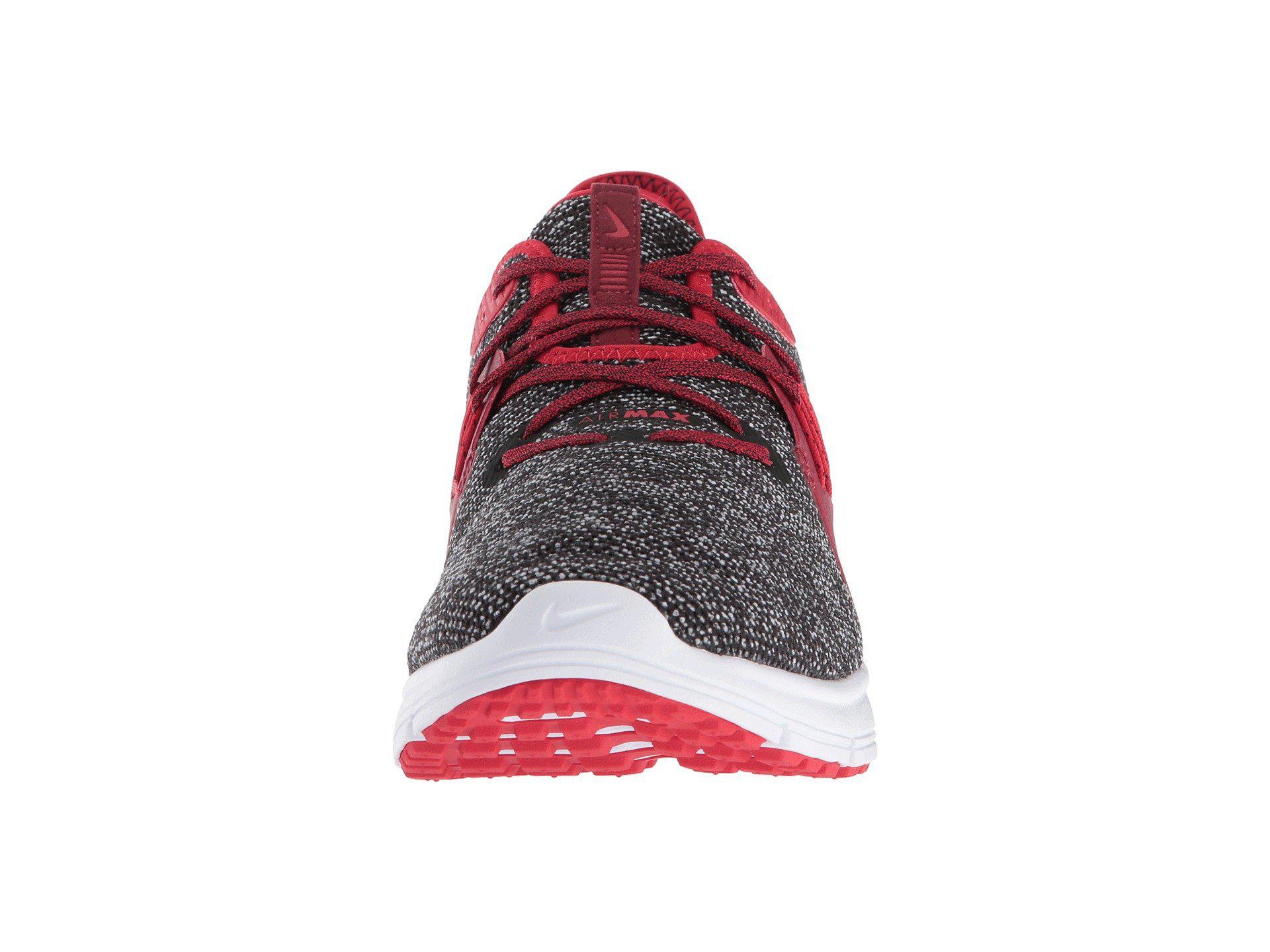 fb0de7a6f8 Nike - Red Air Max Sequent 3 for Men - Lyst. View fullscreen