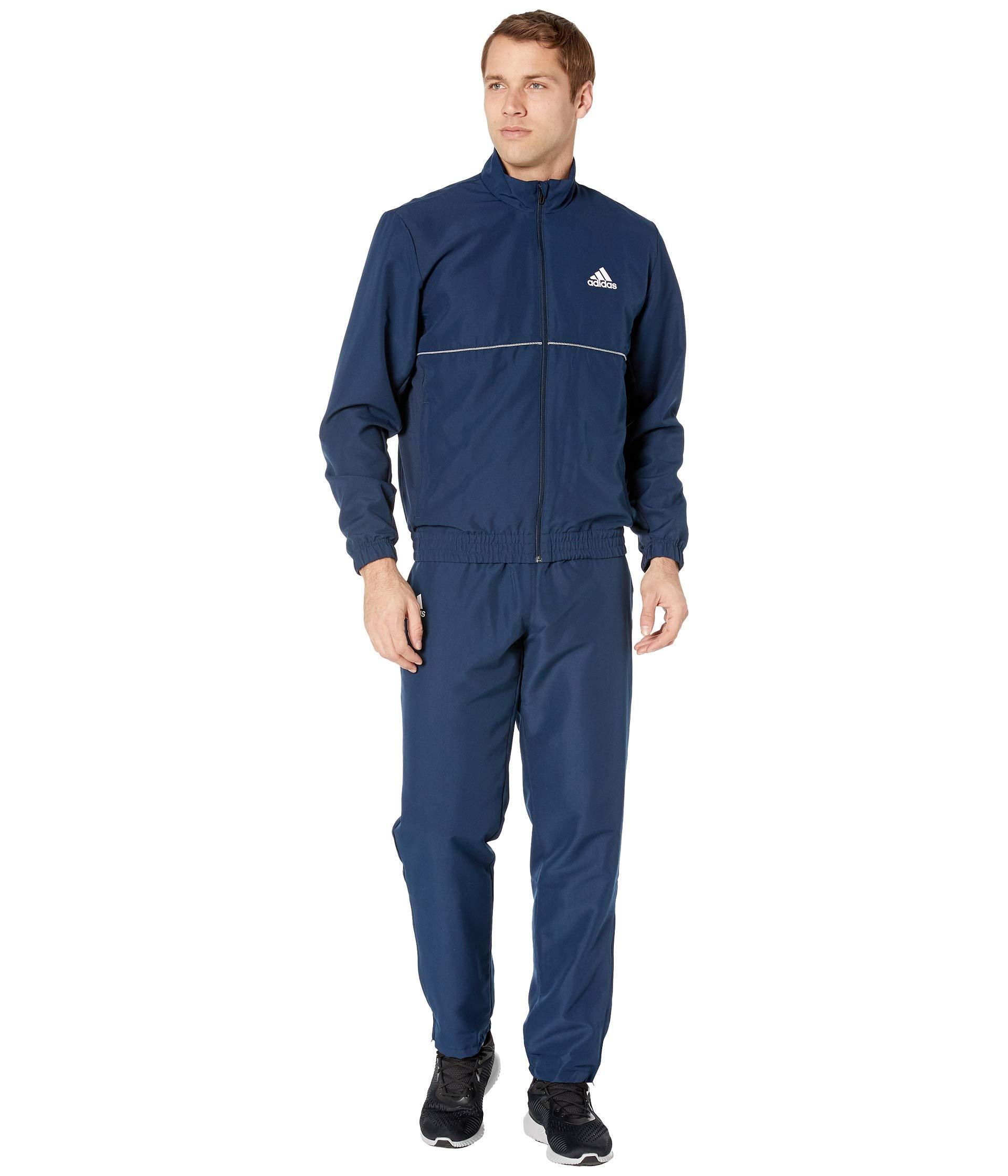 bb5add38a787 Adidas - Blue Club Tracksuit for Men - Lyst. View fullscreen