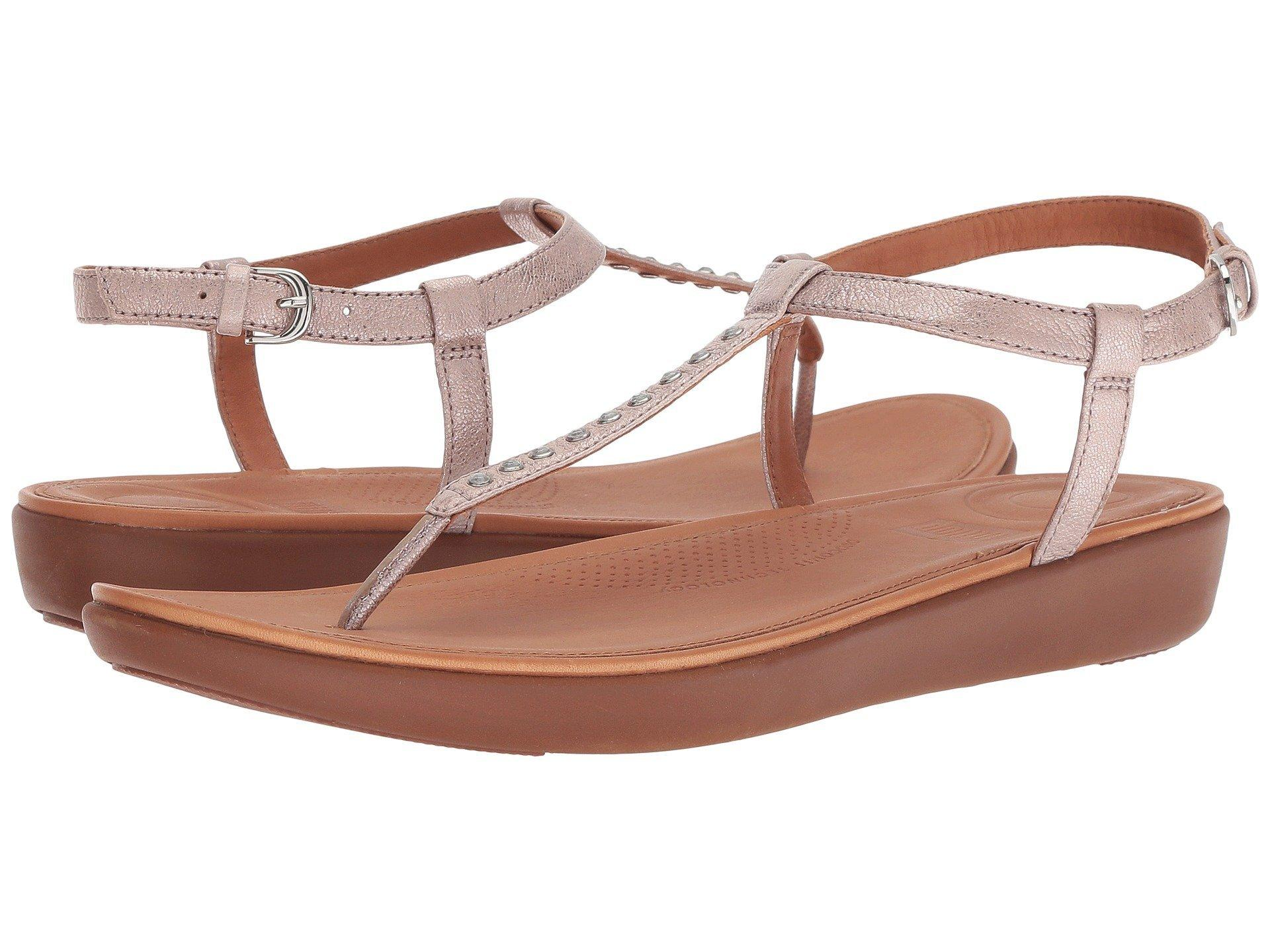 2af6c0f359be Lyst - Fitflop Tia Toe Thong Sandals - Save 30%