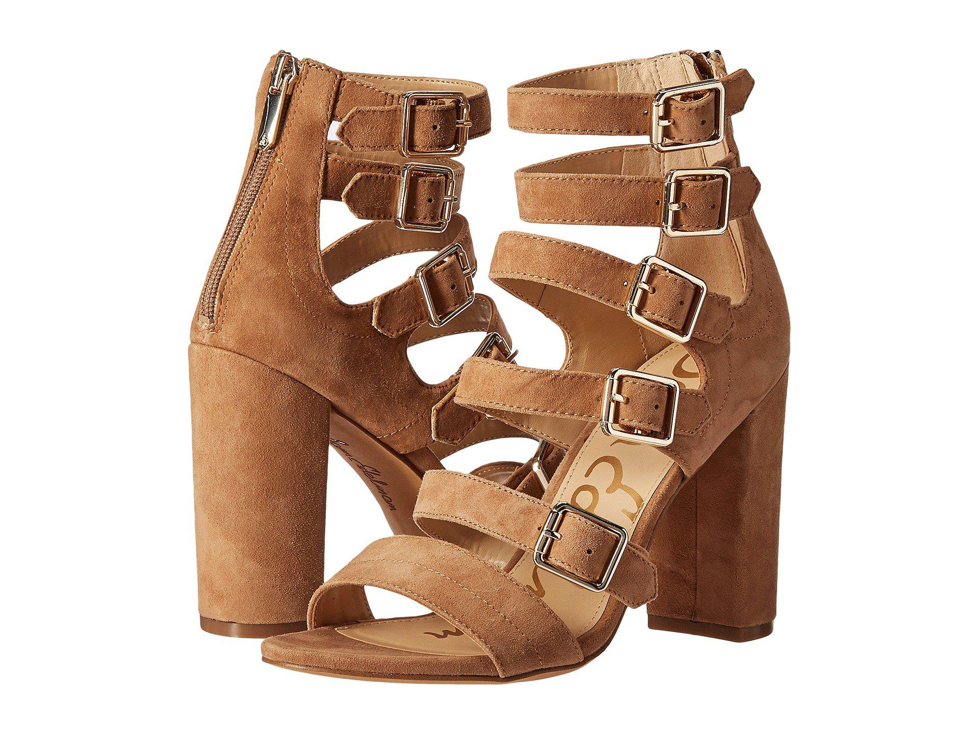 9b3589853797 Lyst - Sam Edelman Yasmina in Brown