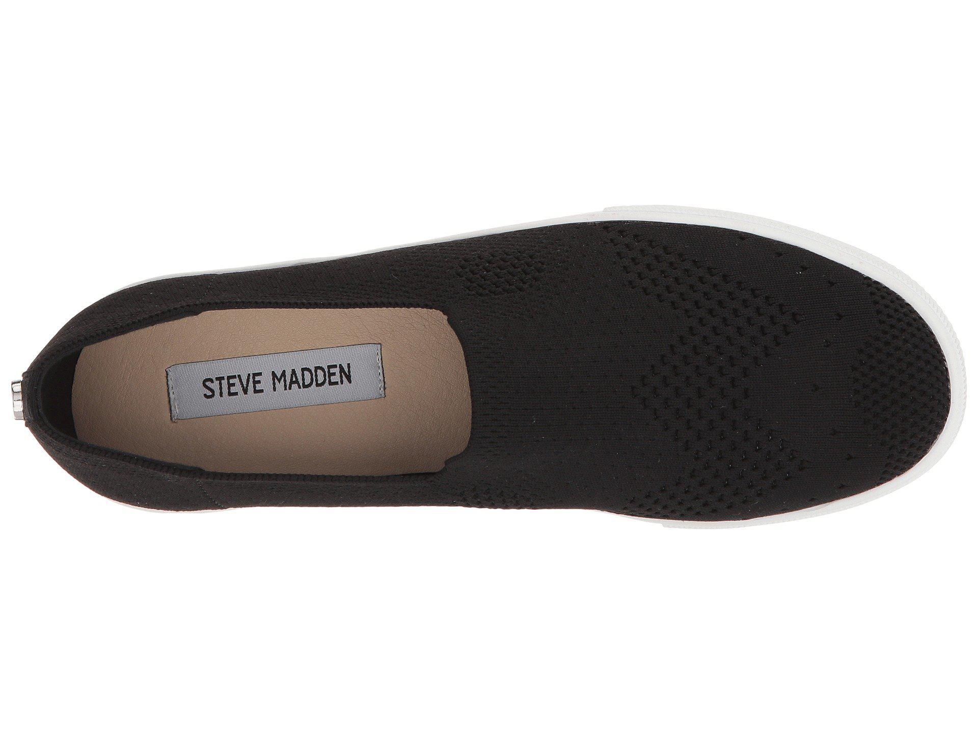d924c836d27 Lyst - Steve Madden Gopi in Black