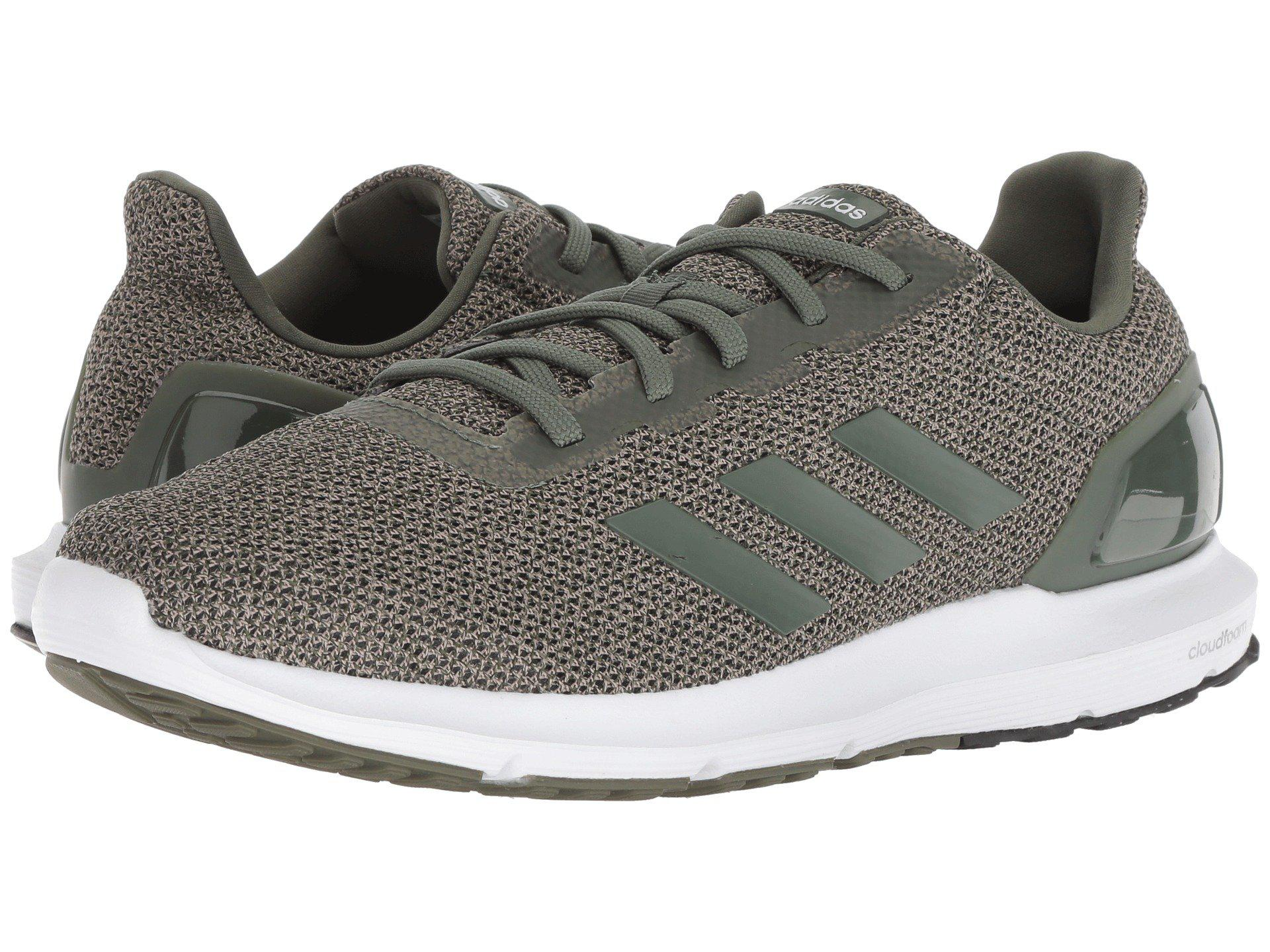 super popular 8a439 a2545 adidas Originals. Mens Green Cosmic 2 Shoes