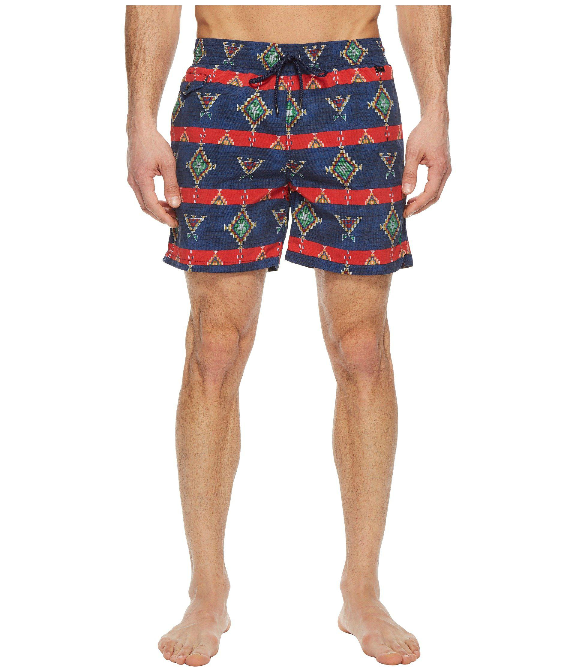 ffd3d8e231 spain polo ralph lauren. mens blue explorer shorts w swim bag b9dd2 b279b