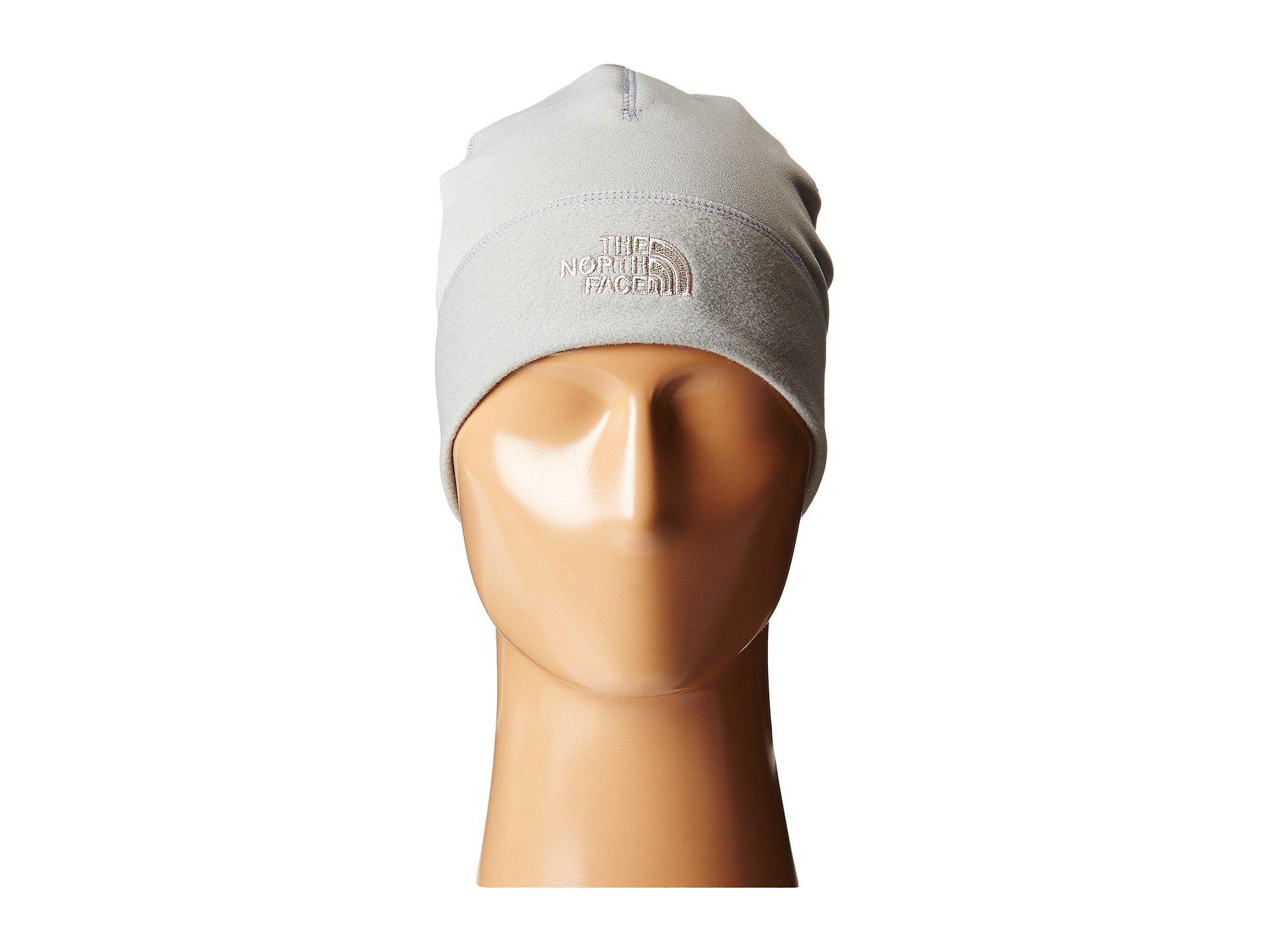 cccc2ae29c9 Lyst - The North Face Ascent Beanie in Gray