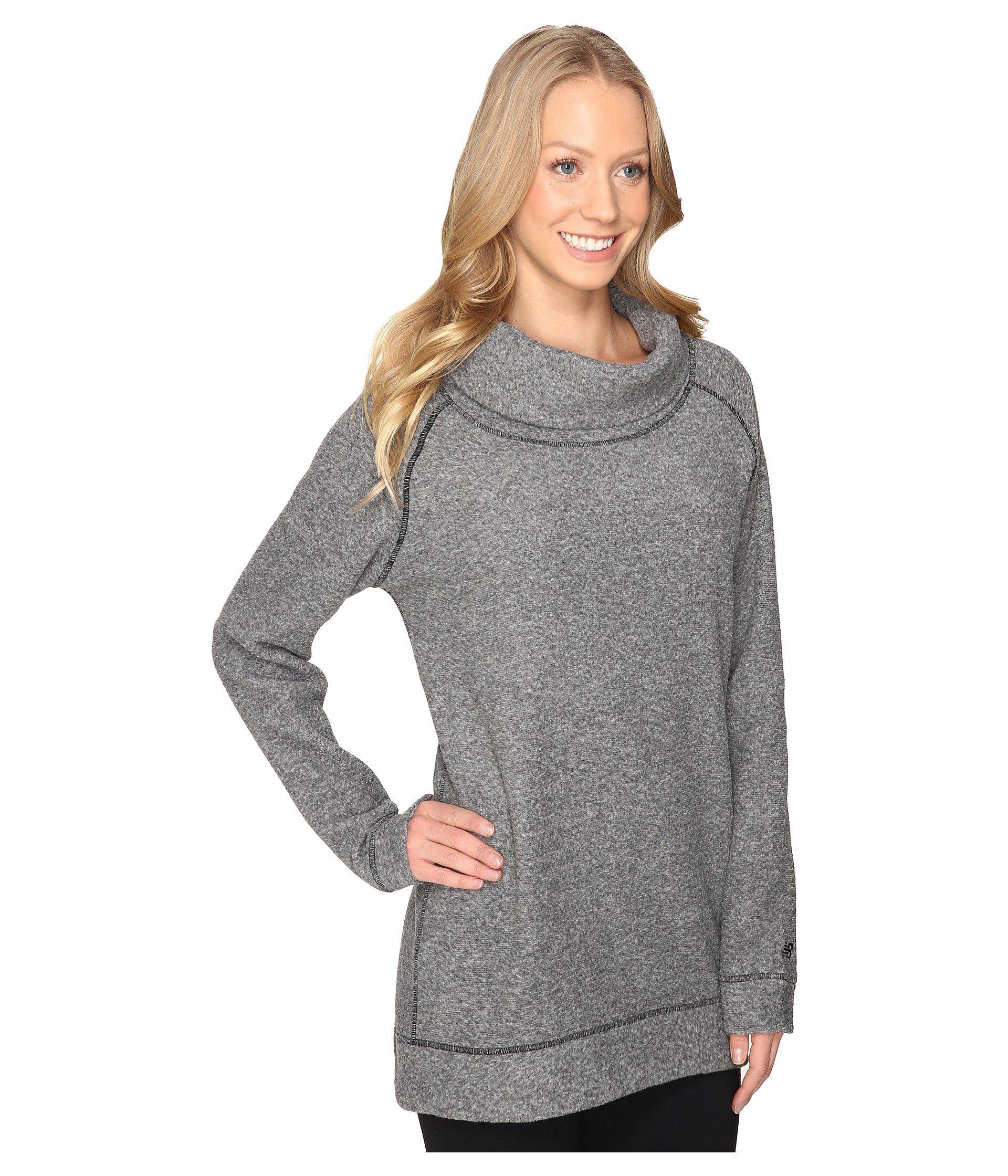 8be16f658f727 New Balance Nb Dry Sweatshirt in Black - Lyst