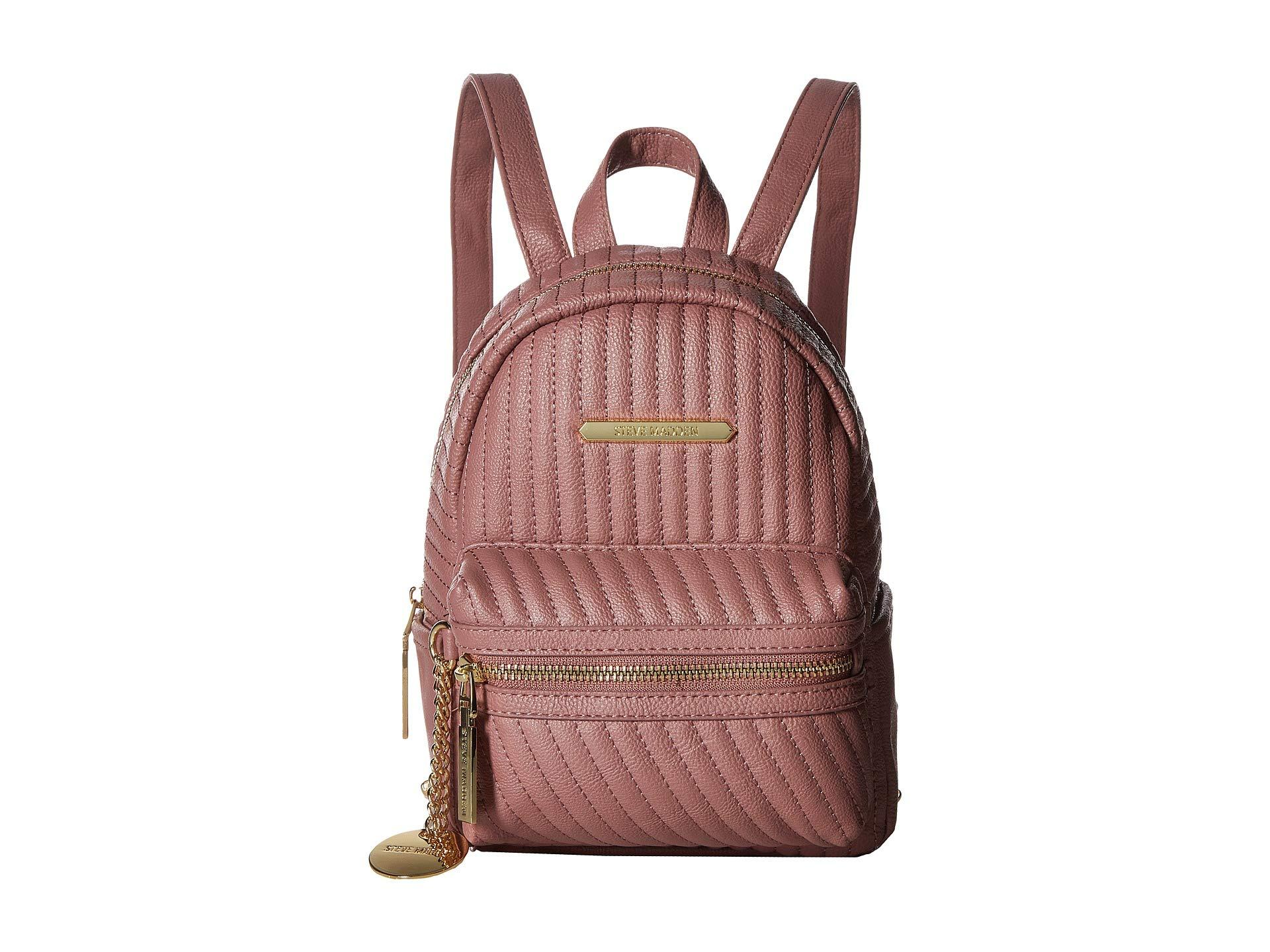 f8ea6a8215 Steve Madden Bbailey Quilt Backpack - Lyst