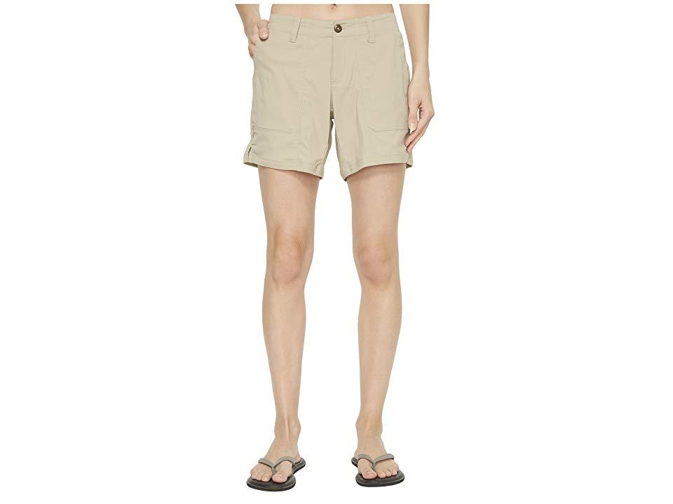 8a193952f5 The North Face Aphrodite Ridge Shorts (crockery Beige) Shorts in ...