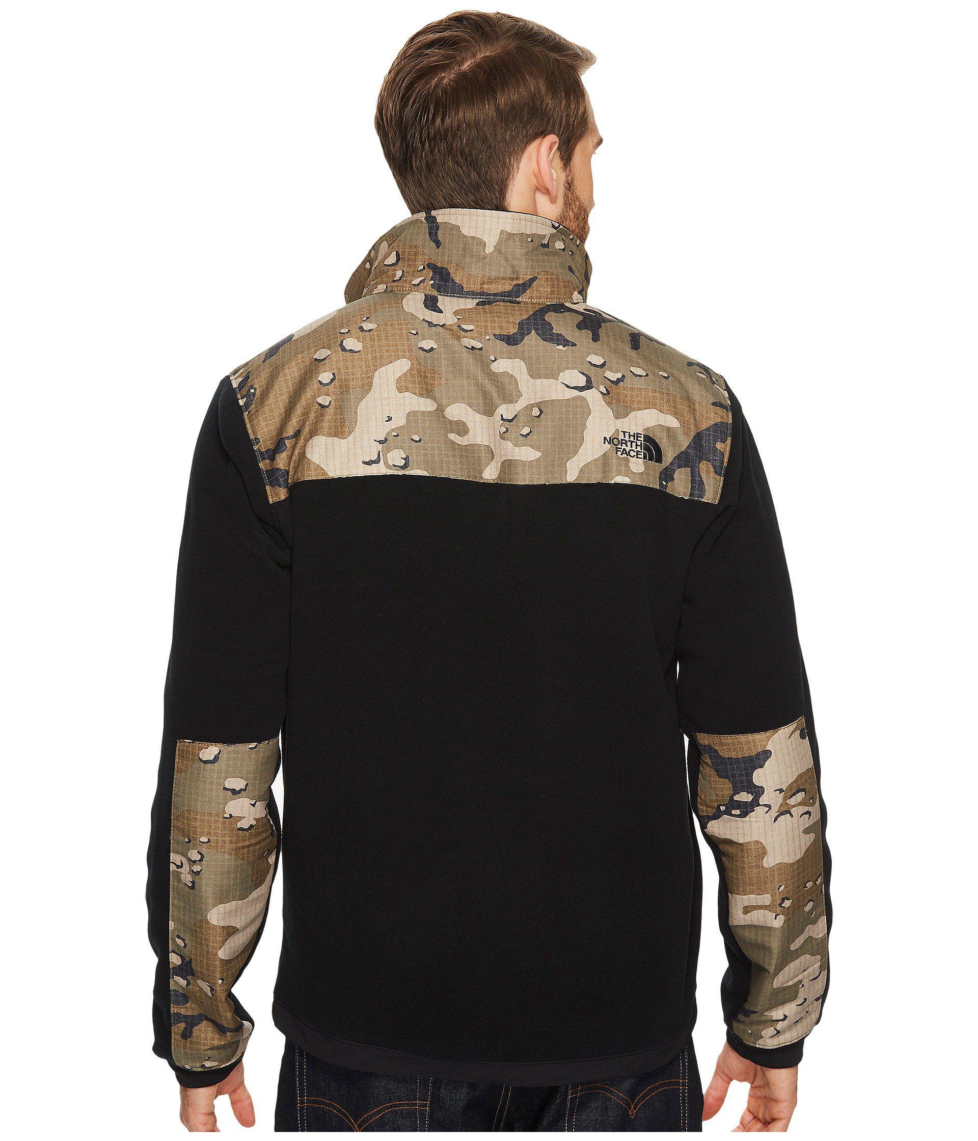 90e3d600ea01 ... get the north face black denali 2 jacket for men lyst. view fullscreen  102d0 35792