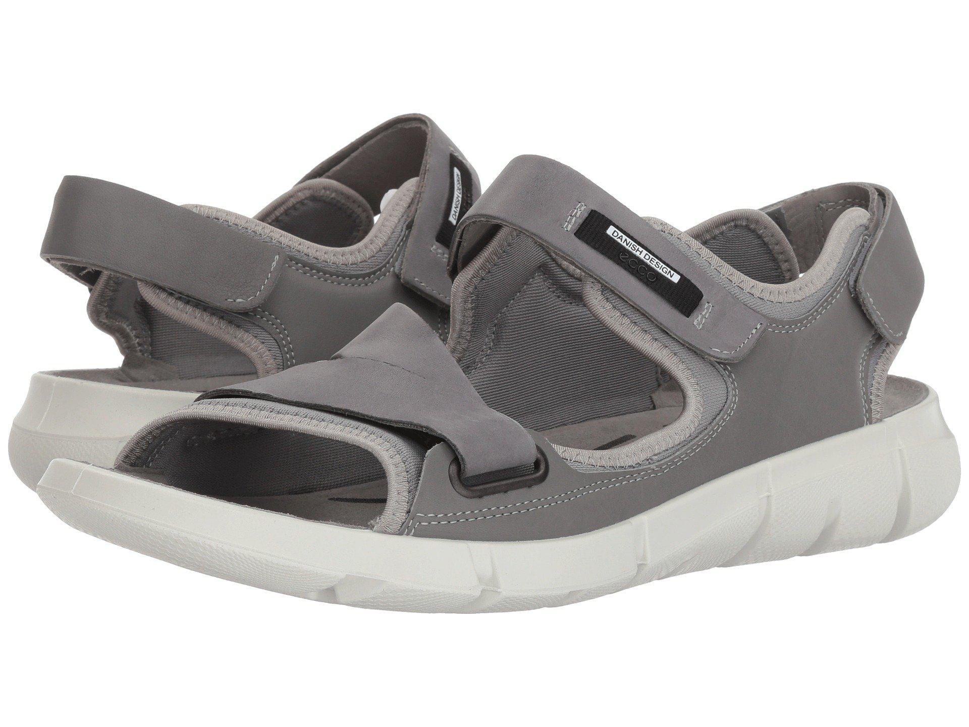 060daa832b72 Lyst - Ecco Intrinsic Sandal 2 in Gray for Men - Save 55%