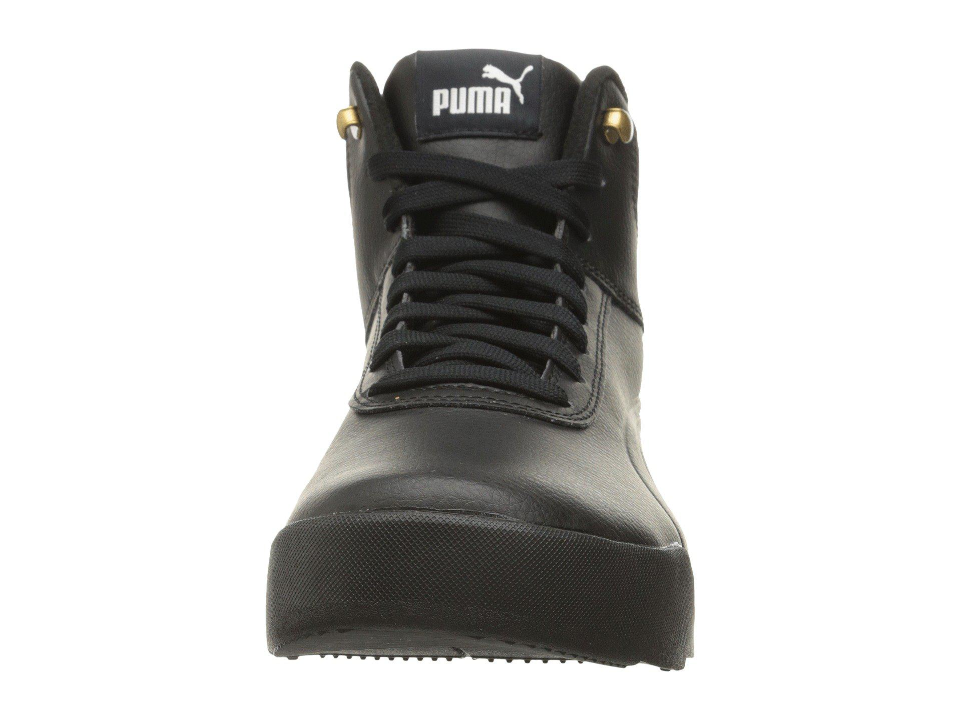 Lyst - PUMA Desierto Sneaker L in Black for Men 515372d01