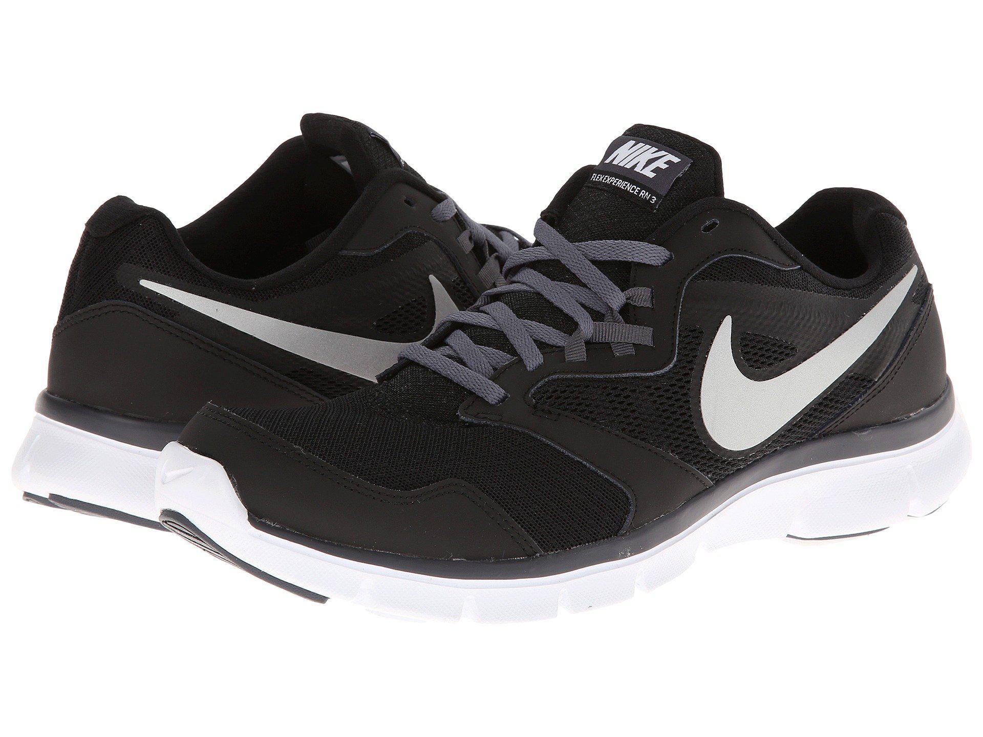 9ad660dafb93 Lyst - Nike Flex Experience Run 3 in Black for Men