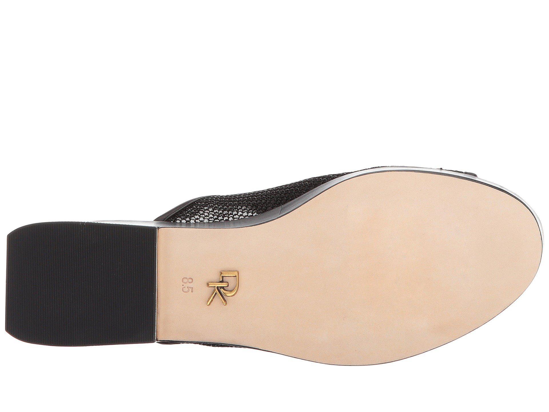 e4df1080c17b Lyst - Donna Karan Sade Sandal in Black
