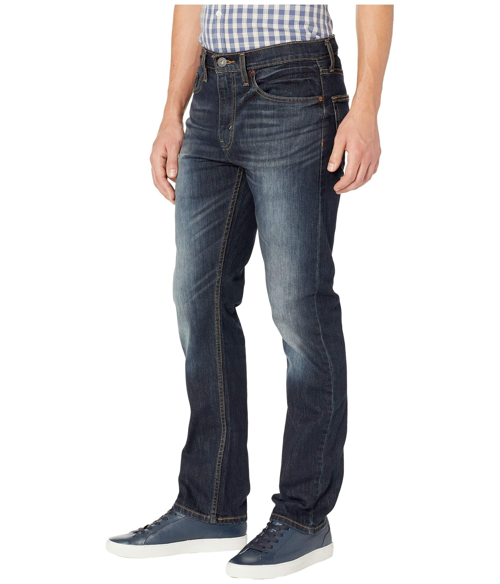 f53bc8ae Lyst - Signature by Levi Strauss & Co. Gold Label Slim Straight Fit Jeans  in Blue for Men