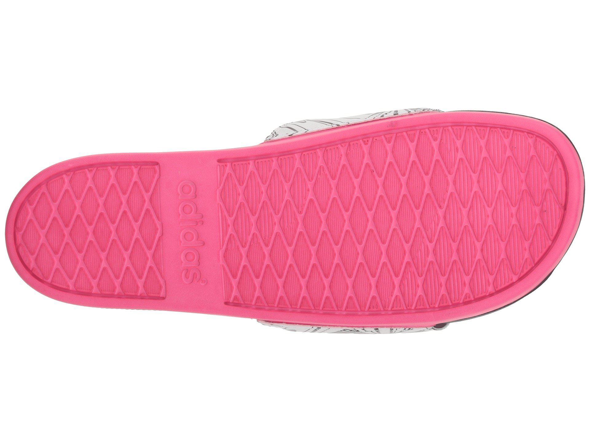 sports shoes 4d6a4 747f5 Adidas - Multicolor Adilette Cf+ Gr - Lyst. View fullscreen