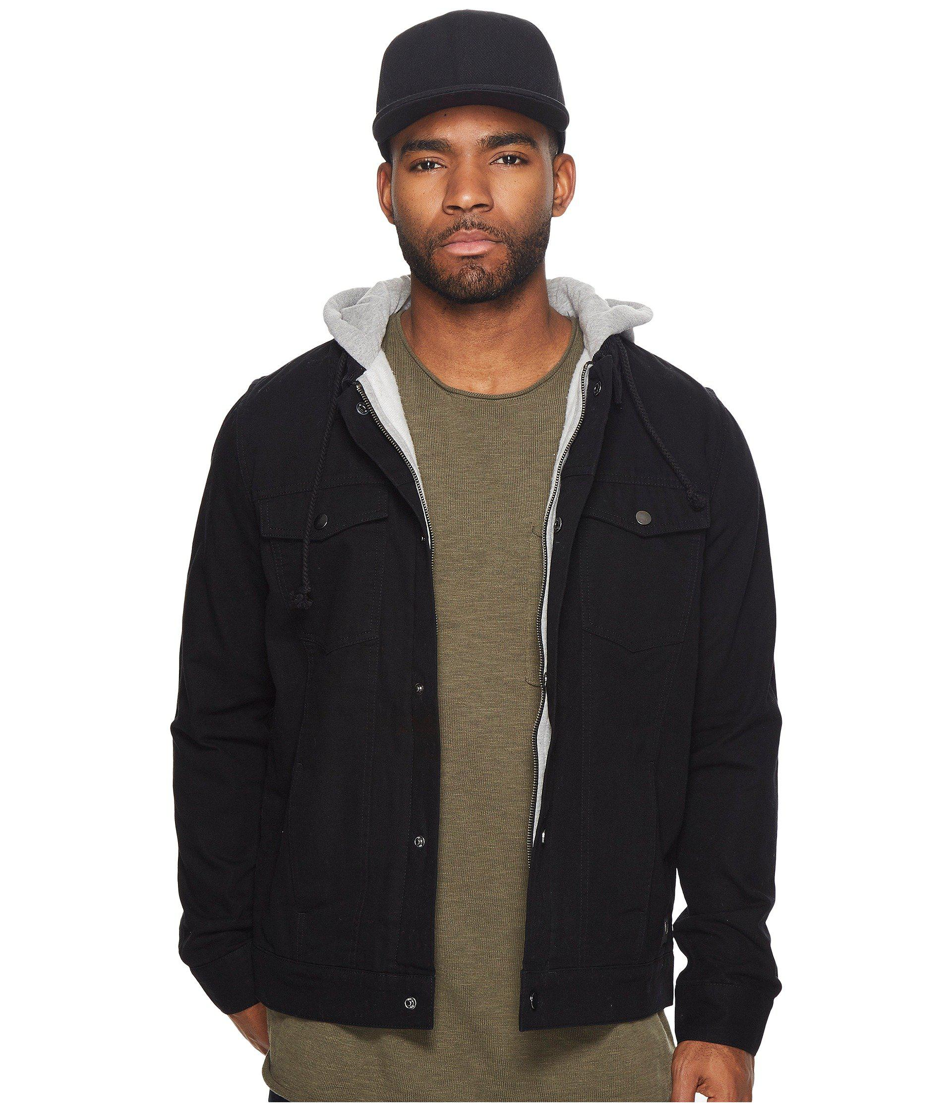 dbca094455 Lyst - Vans Av Edict Ii Jacket in Black for Men