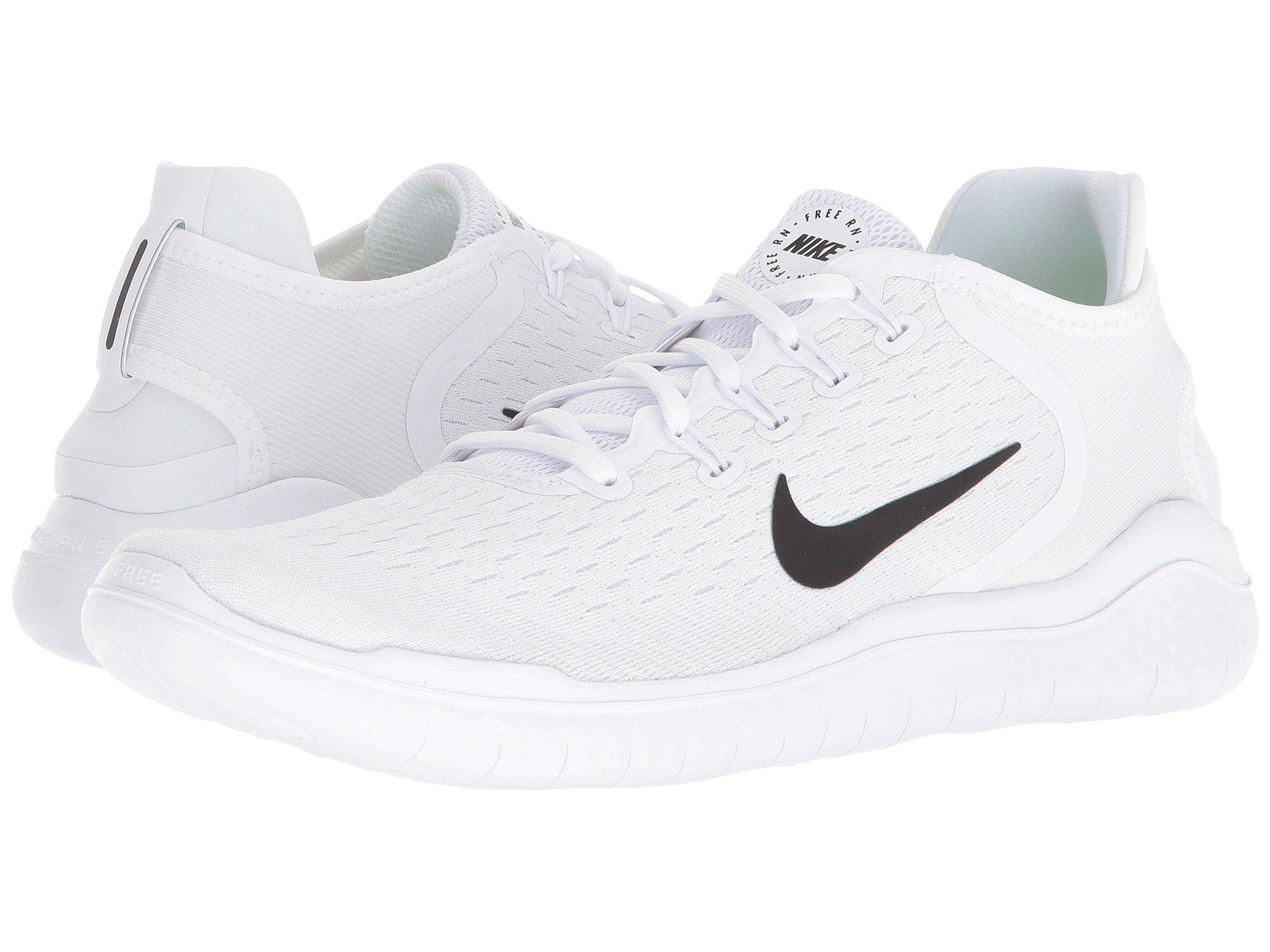 Lyst Nike Free Rn 2018 in White for Men Save 56%