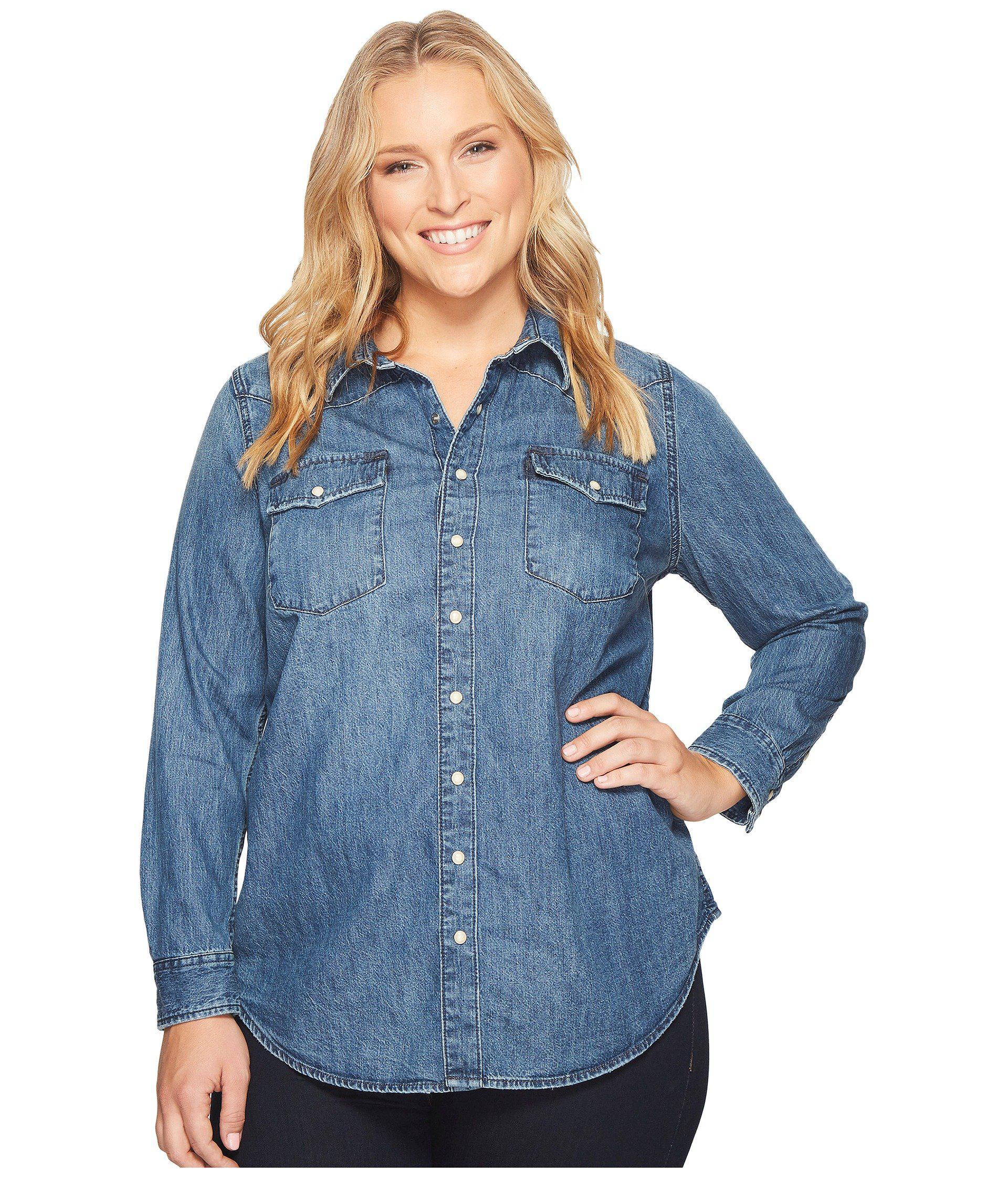db90970ec9 Western Shirts Plus Size