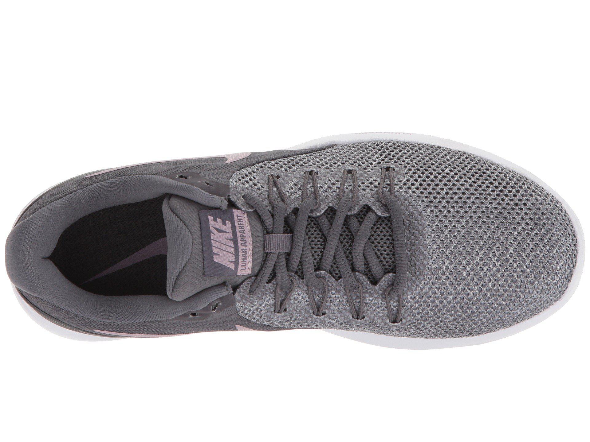 37db1f1adad Nike - Gray Lunar Apparent - Lyst. View fullscreen