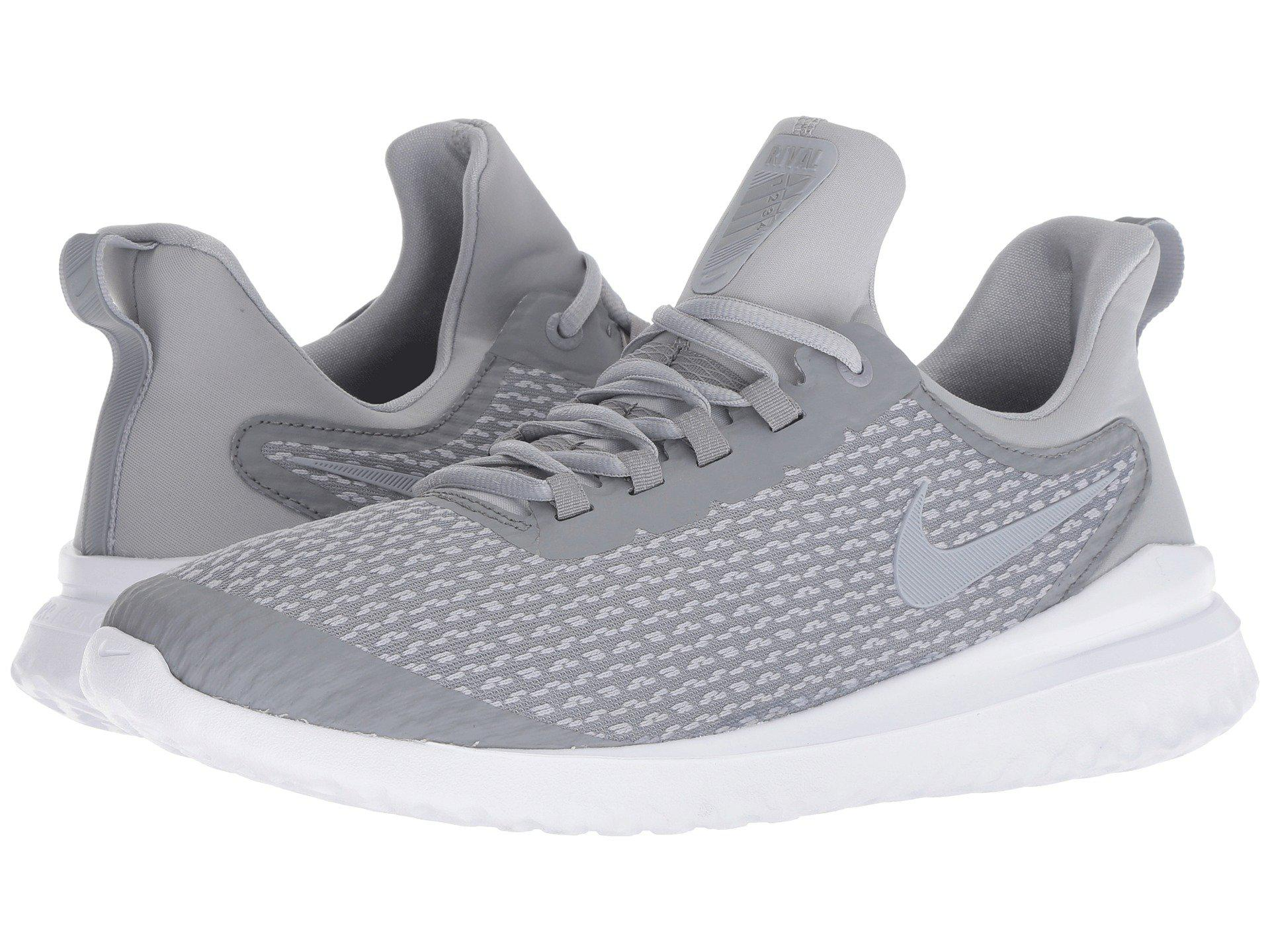7b88aff70c4 Lyst - Nike Renew Rival in Gray for Men - Save 18%