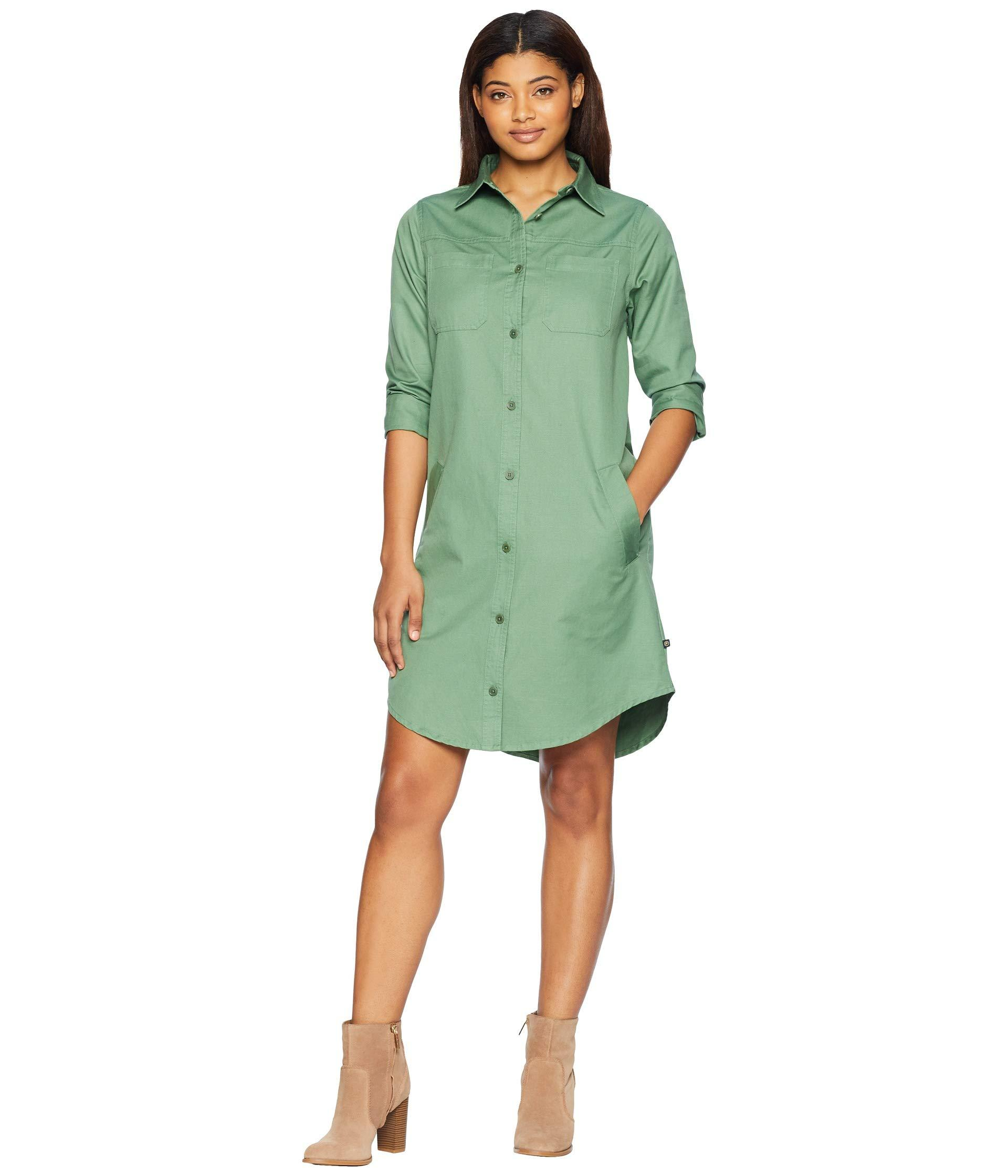 4a02497798 Lyst - United By Blue Leighlake Dress in Green - Save 18%