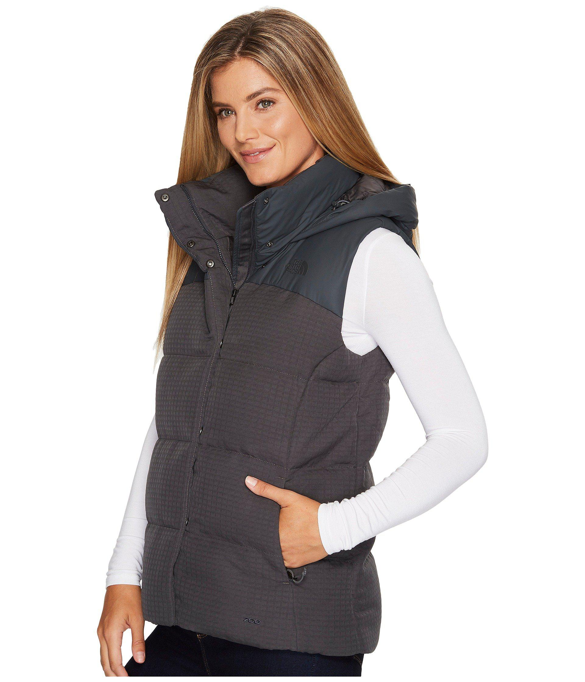 fde44aa3f006 Lyst - The North Face Novelty Nuptse Vest in Gray - Save 26%