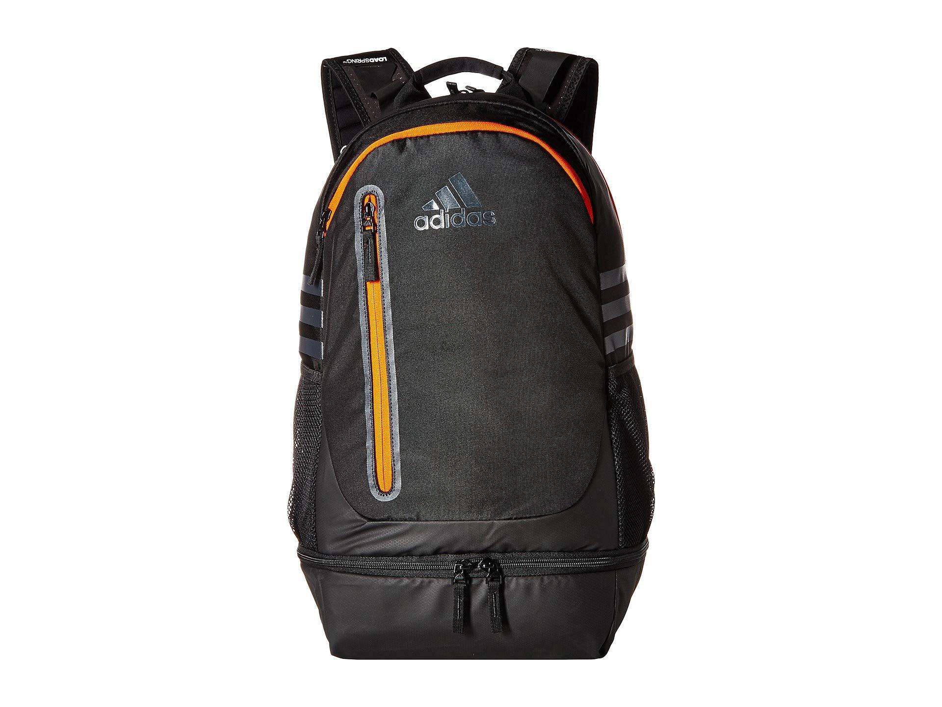 ffad4f898c43 Lyst - adidas Pivot Team Backpack in Black