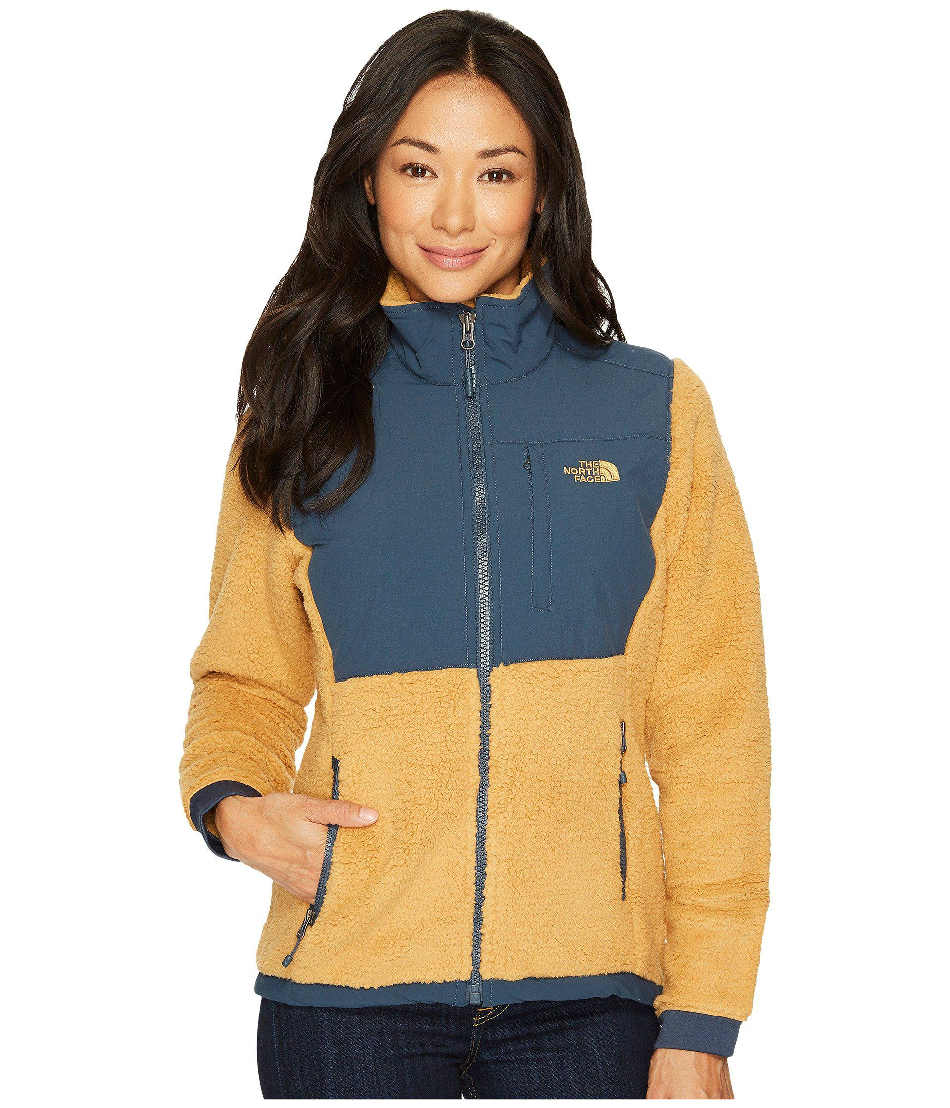 697f93439dfd Lyst - The North Face Sherpa Denali Jacket in Blue - Save 34%