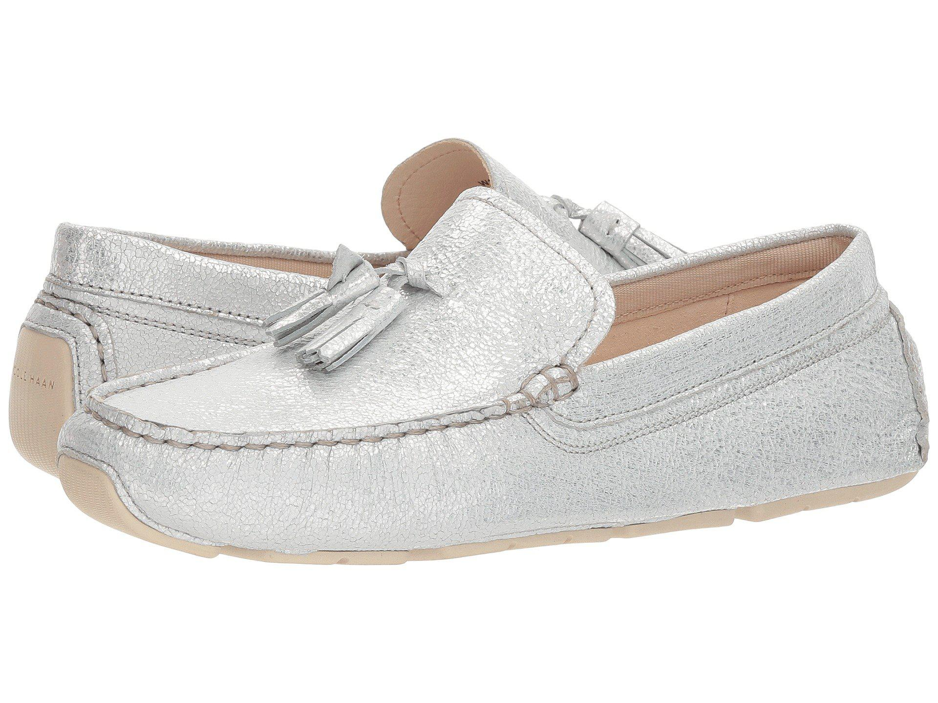 d289a8a5646 Lyst - Cole Haan Rodeo Tassel Driver - Save 51%