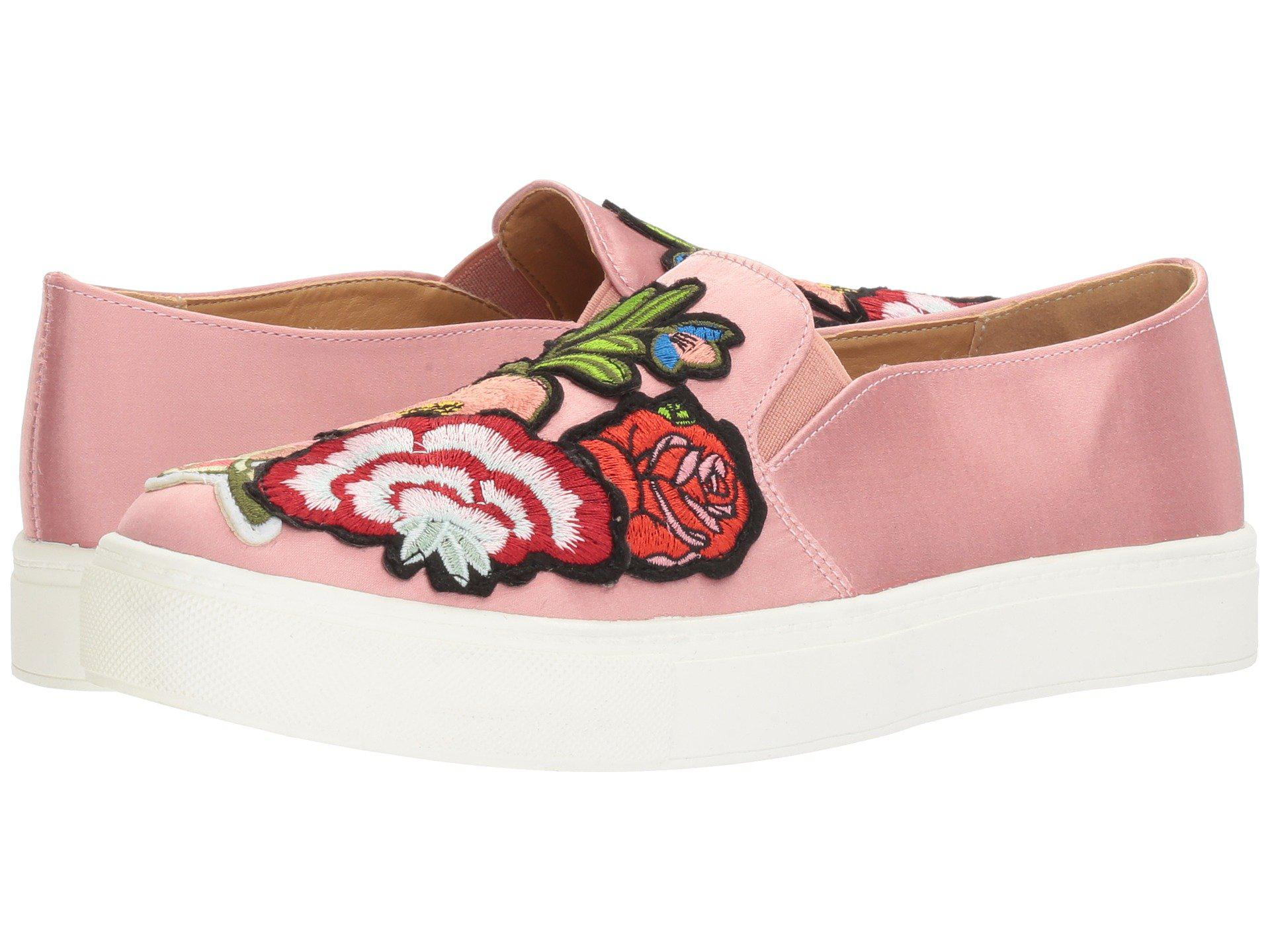 e8b378c4a0ba25 Lyst - Dirty Laundry Joon Satin Fashion Sneaker in Pink