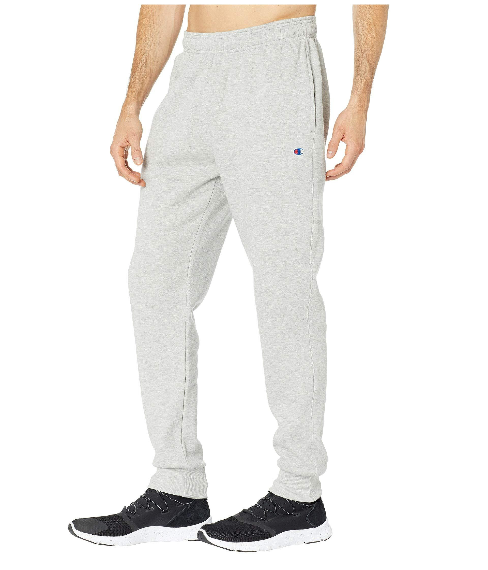 5aed5173c563 Lyst - Champion Powerblend Jogger in Gray for Men