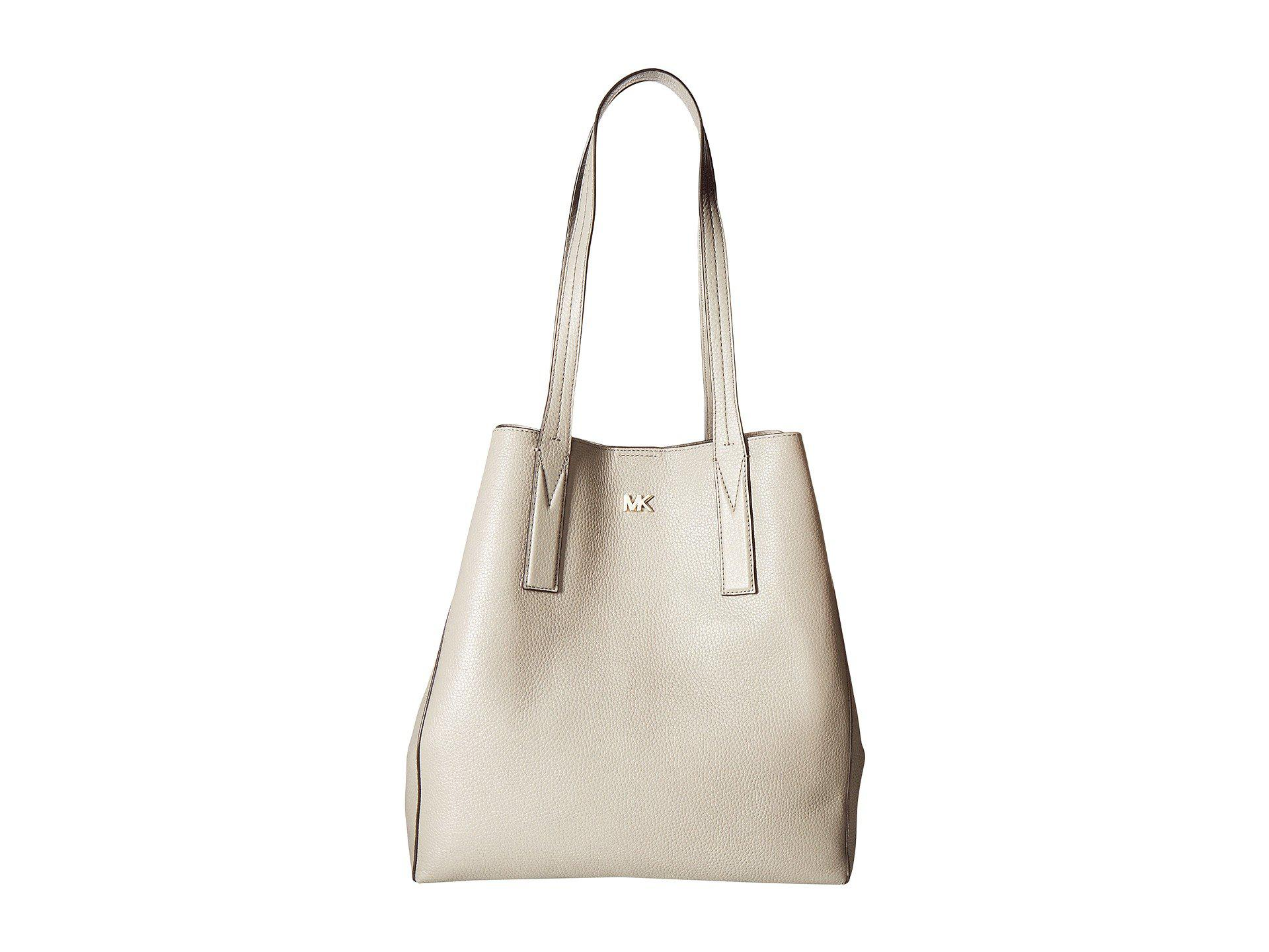 f8db84851cead Lyst - MICHAEL Michael Kors Junie Large Tote in Gray - Save 15%