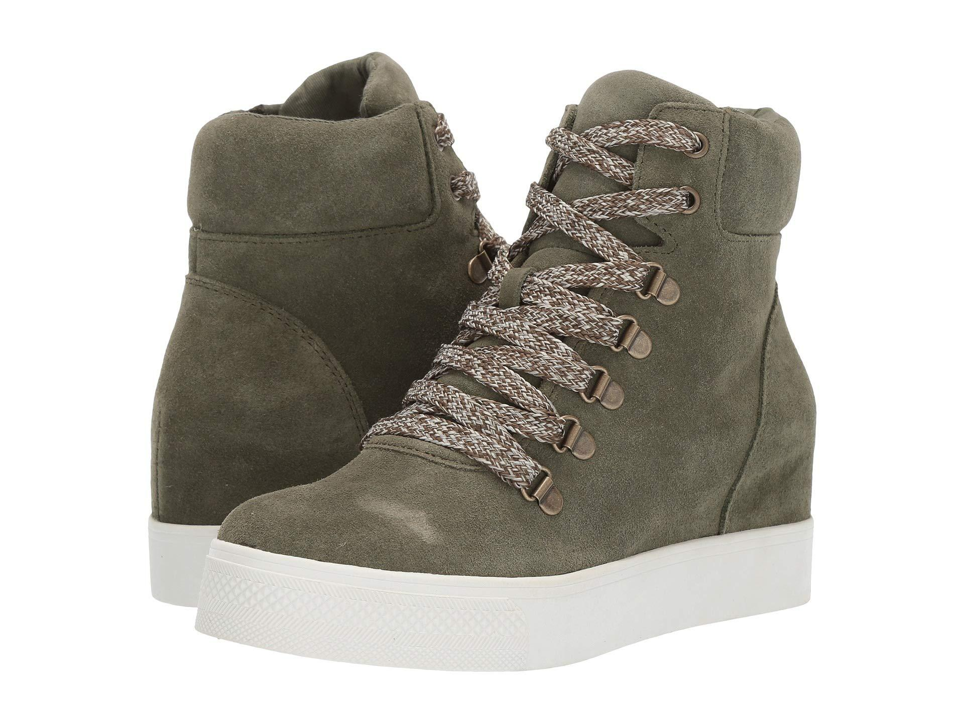 ba2efa75c56 Lyst - Steve Madden Catch Athletic in Green