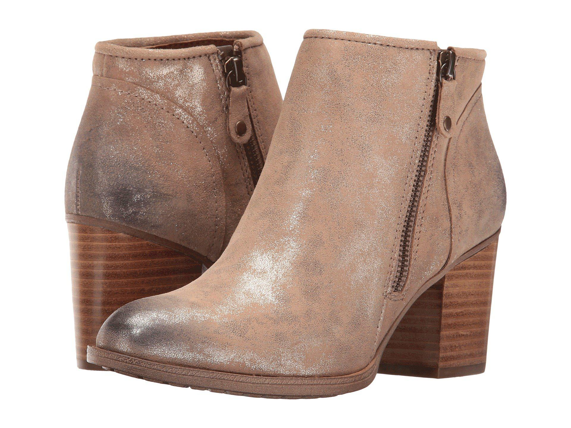 Sofft Gable Bootie(Women's) -Black Full Grain Leather Wide Range Of Cheap Price Vihxp0K