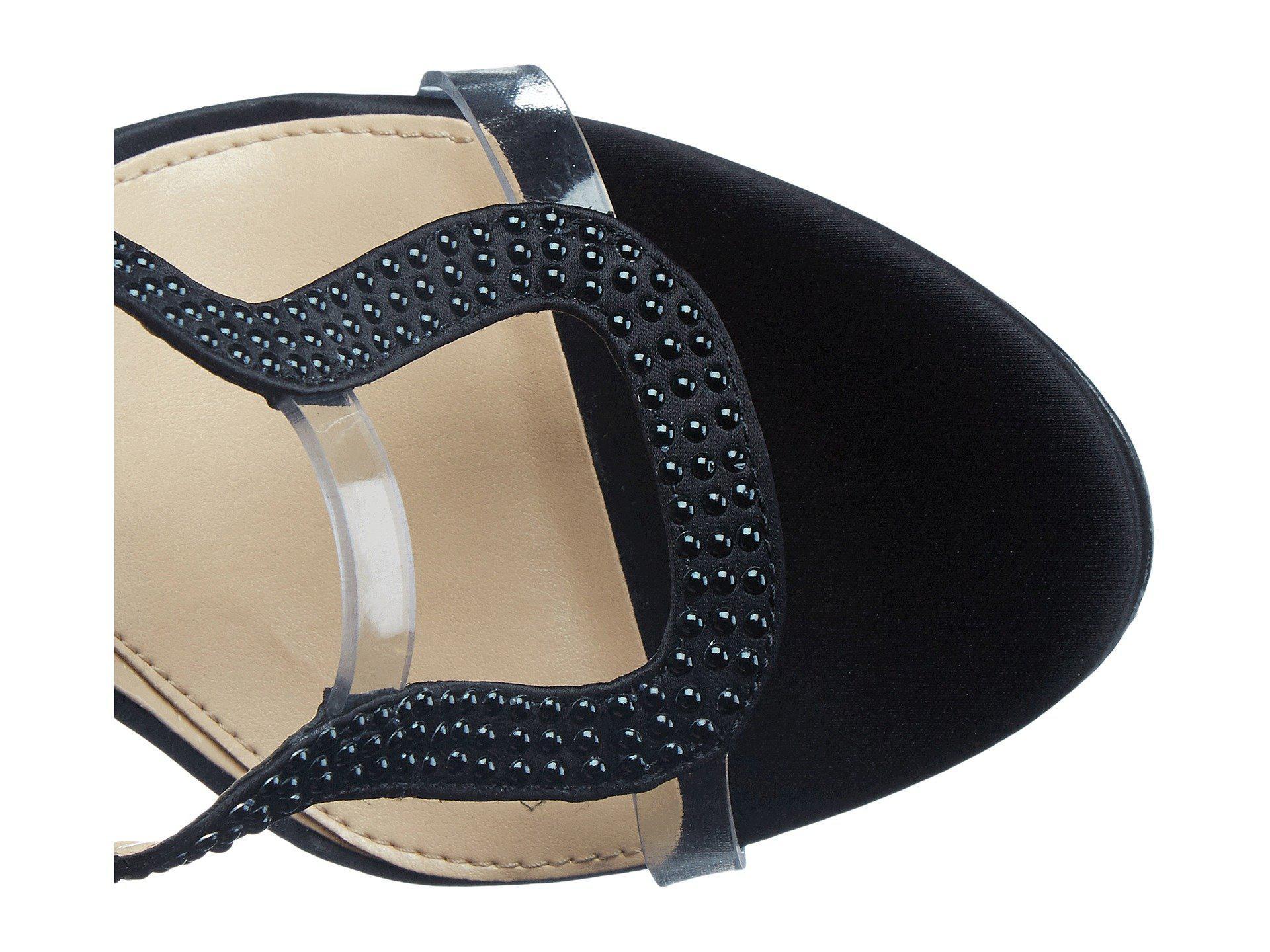 Lyst Imagine Vince Camuto Dash Dress Sandal In Black